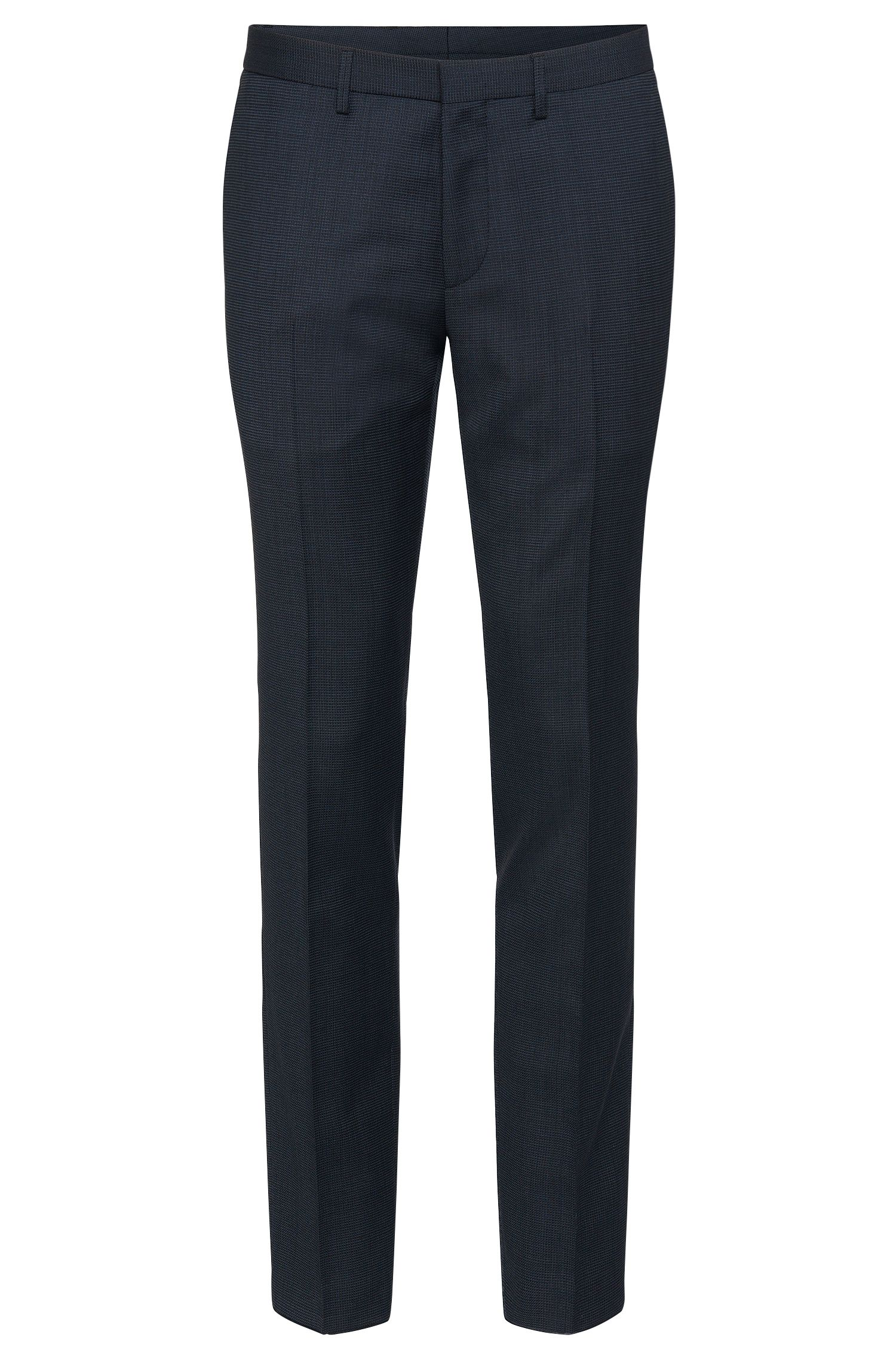 'Willard' | Extra Slim Fit, Virgin Wool Dress Pants