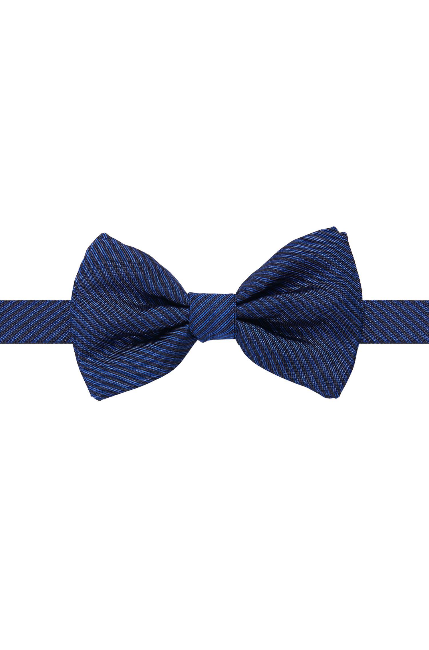 'T-Bow Tie Classic' | Silk Tied Bow Tie