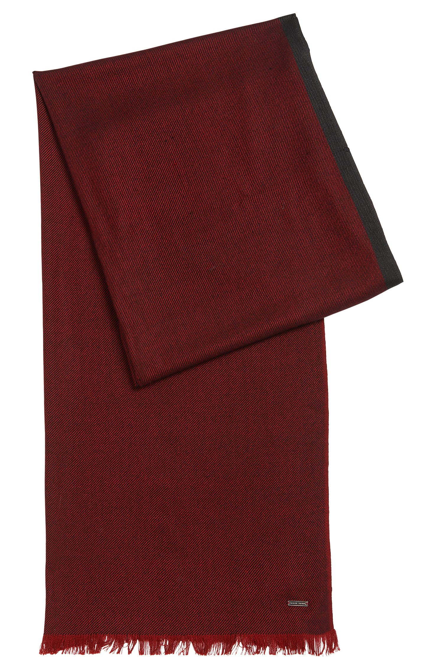 'T-Herasio' | Italian Virgin Wool Silk Scarf