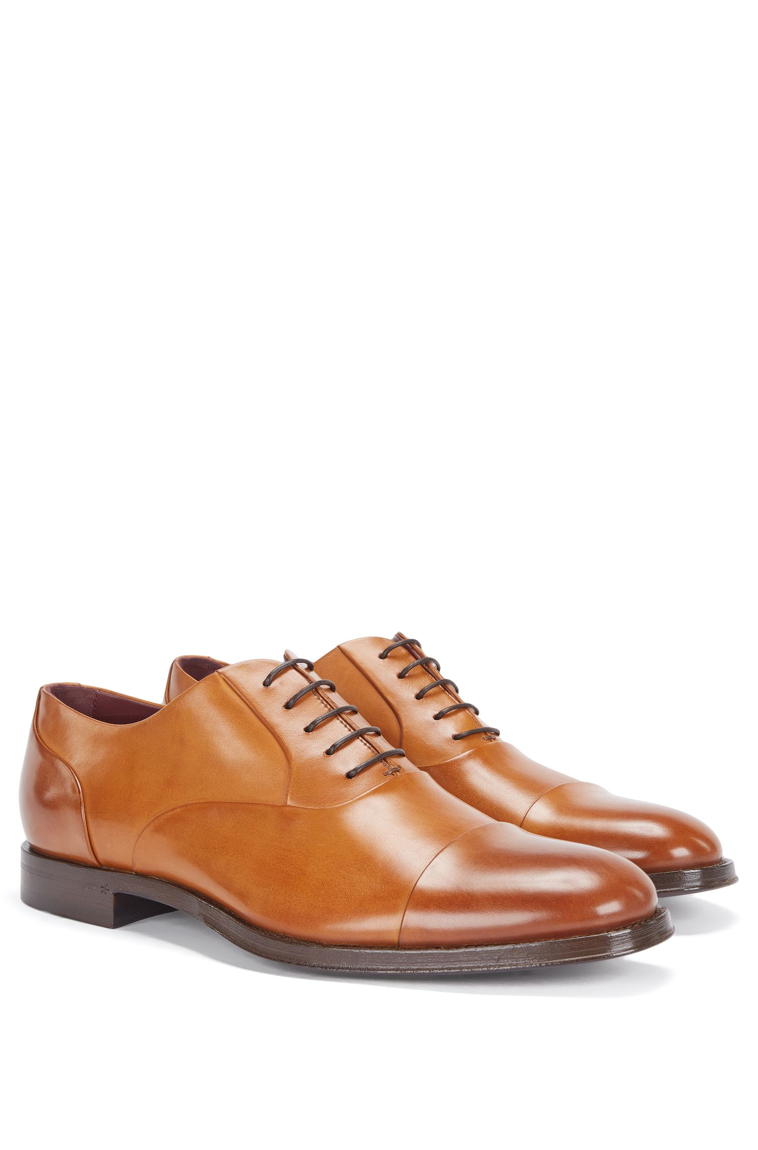 'T-Sartoria Oxfr ltct' | Italian Calfskin Oxford Dress Shoes