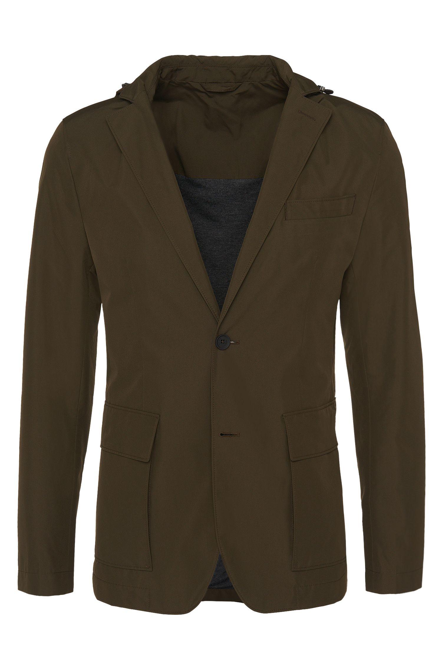 'Nielson' | Slim Fit, Water-Repellent Packable Sport Coat