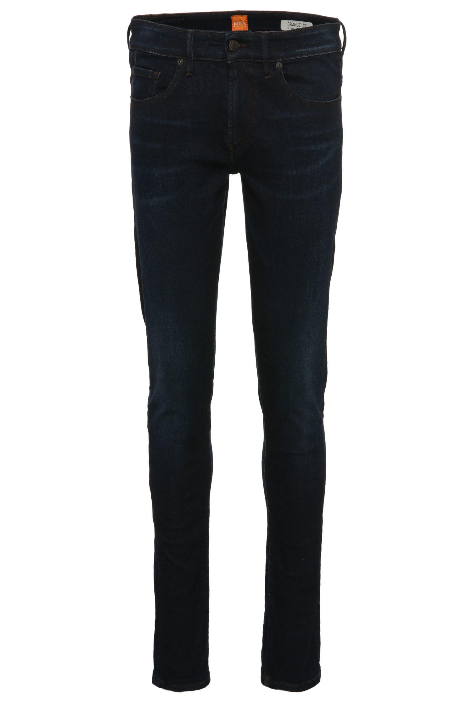'Orange72' | Skinny Fit, 10.75 oz Stretch Cotton Blend Jeans