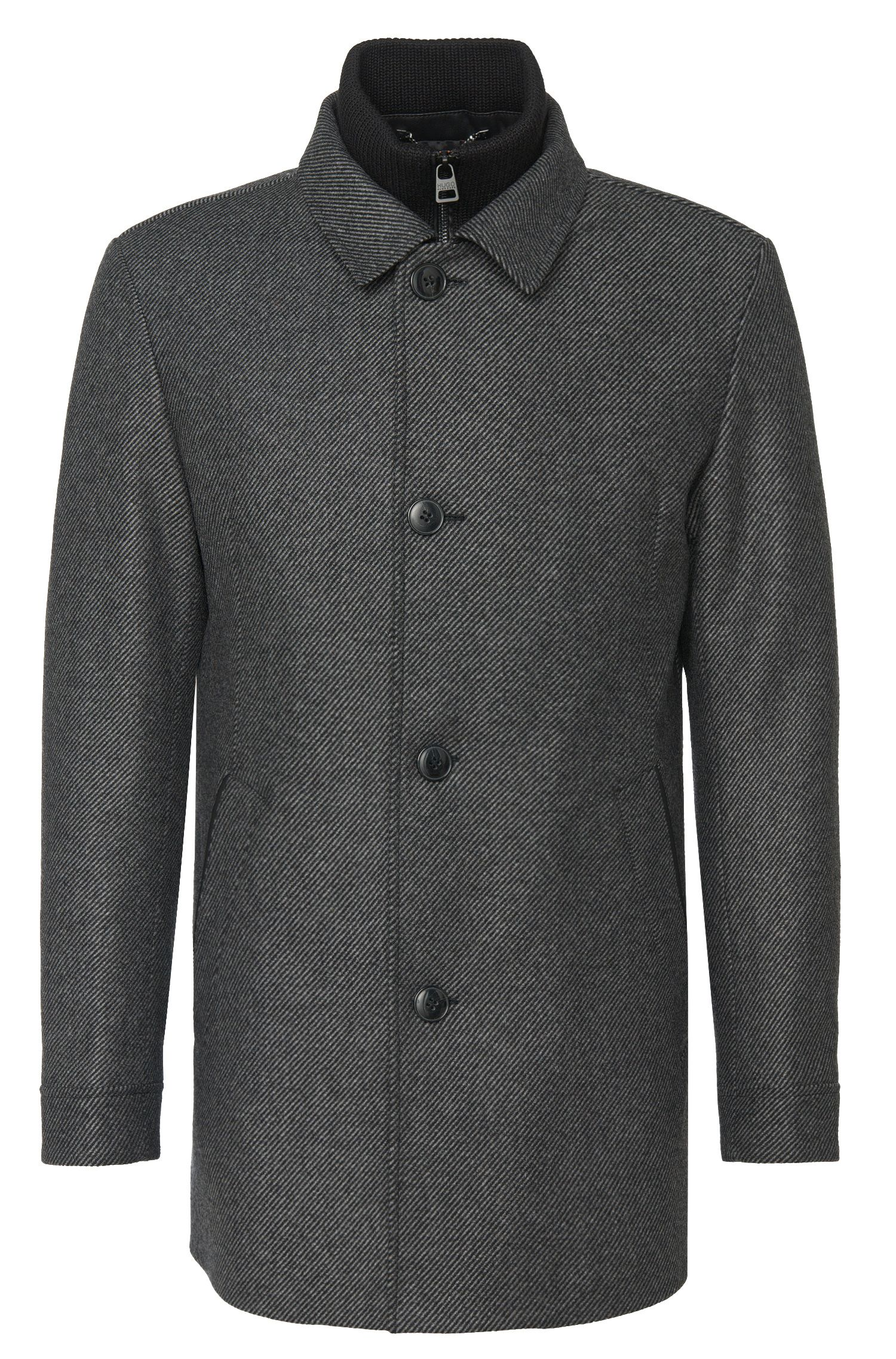 'Barelto' | Wool Blend Car Coat