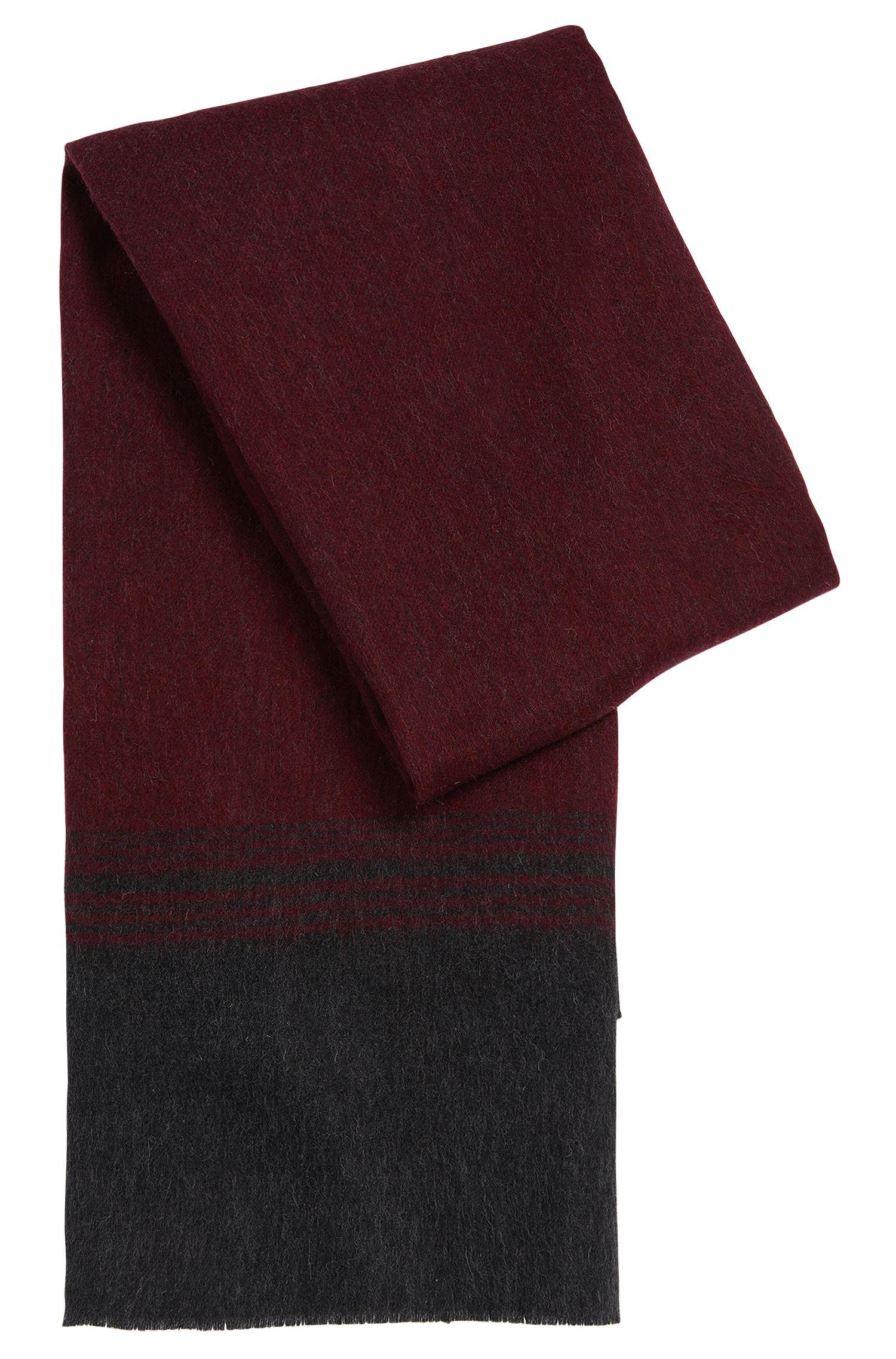 'T-Hebos' | Italian Virgin Wool Oversized Scarf