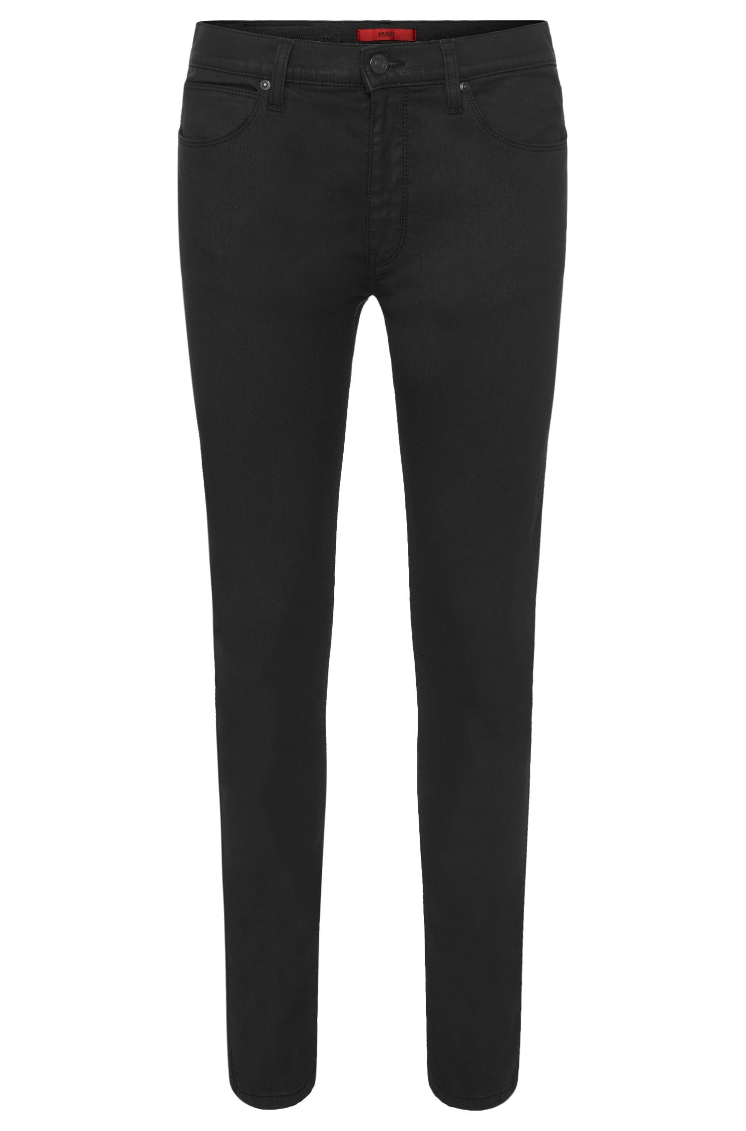 'HUGO 734' | Skinny Fit, 9 oz Stretch Cotton Blend Jeans