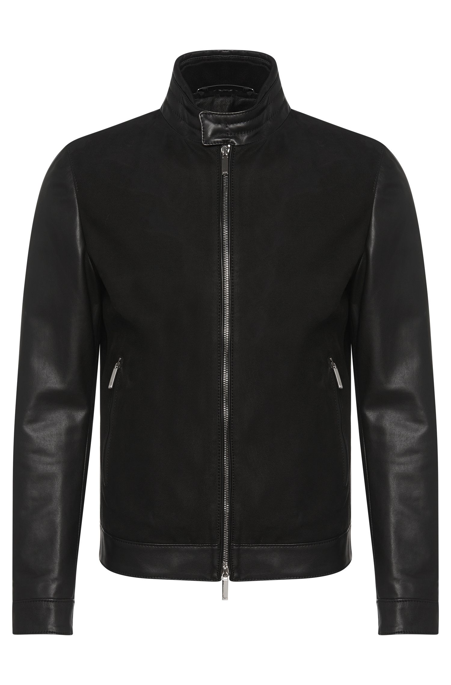 'T-Nersiko' | Italian Lambskin Leather Jacket