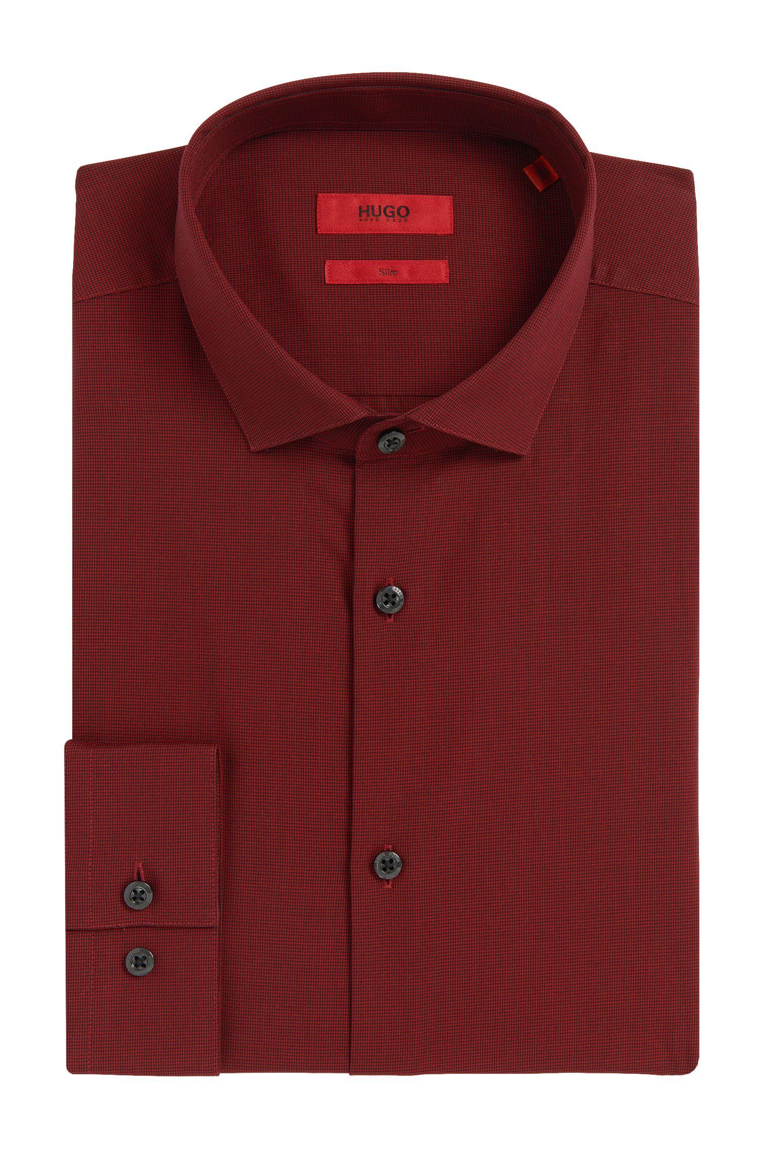 'Erondo' | Slim Fit, Cotton Dress Shirt