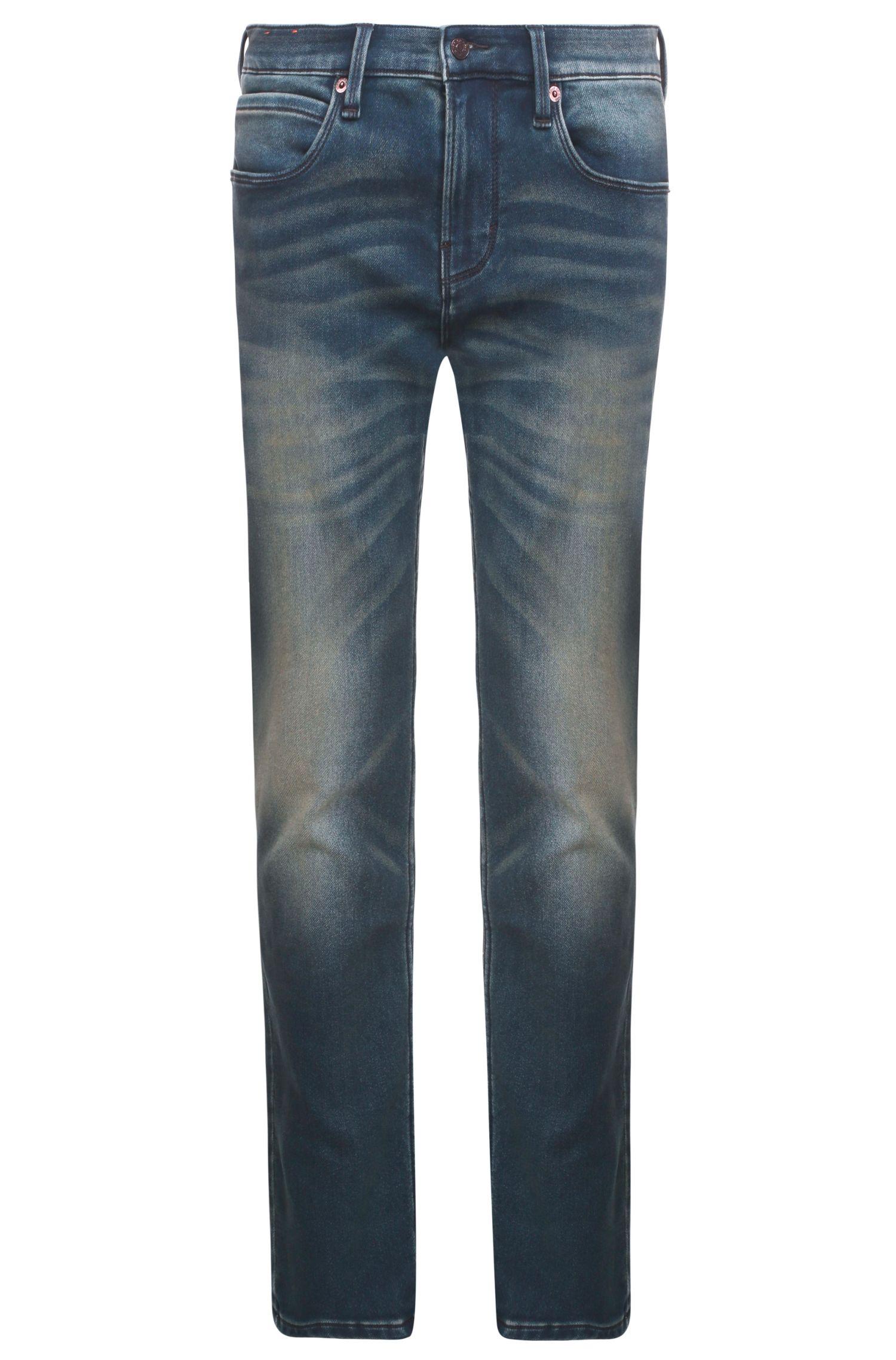 'Orange63 London' | Slim Fit, 9.5 oz Stretch Cotton Blend Jeans