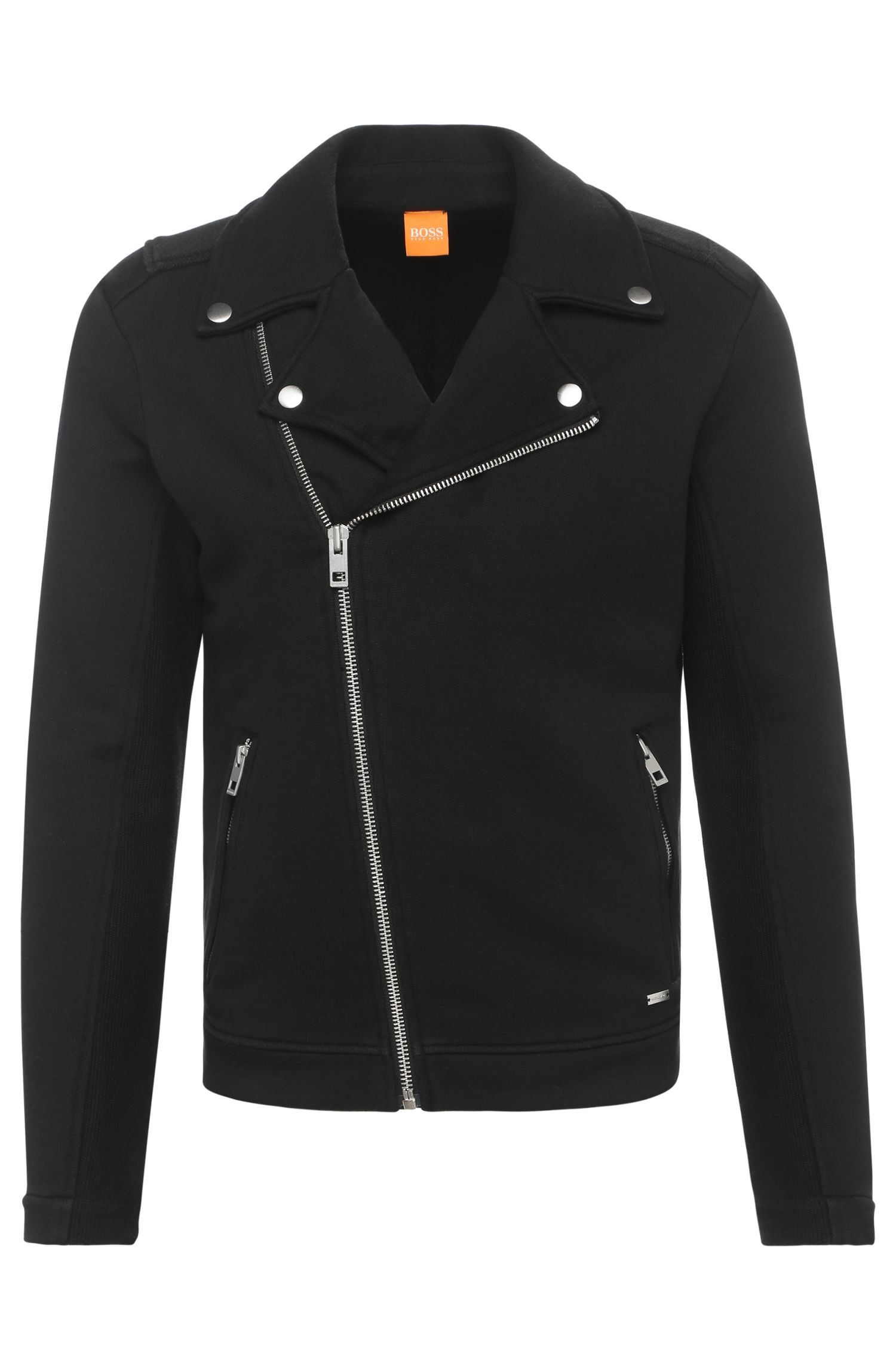 'Zpike' | Cotton Biker Jacket
