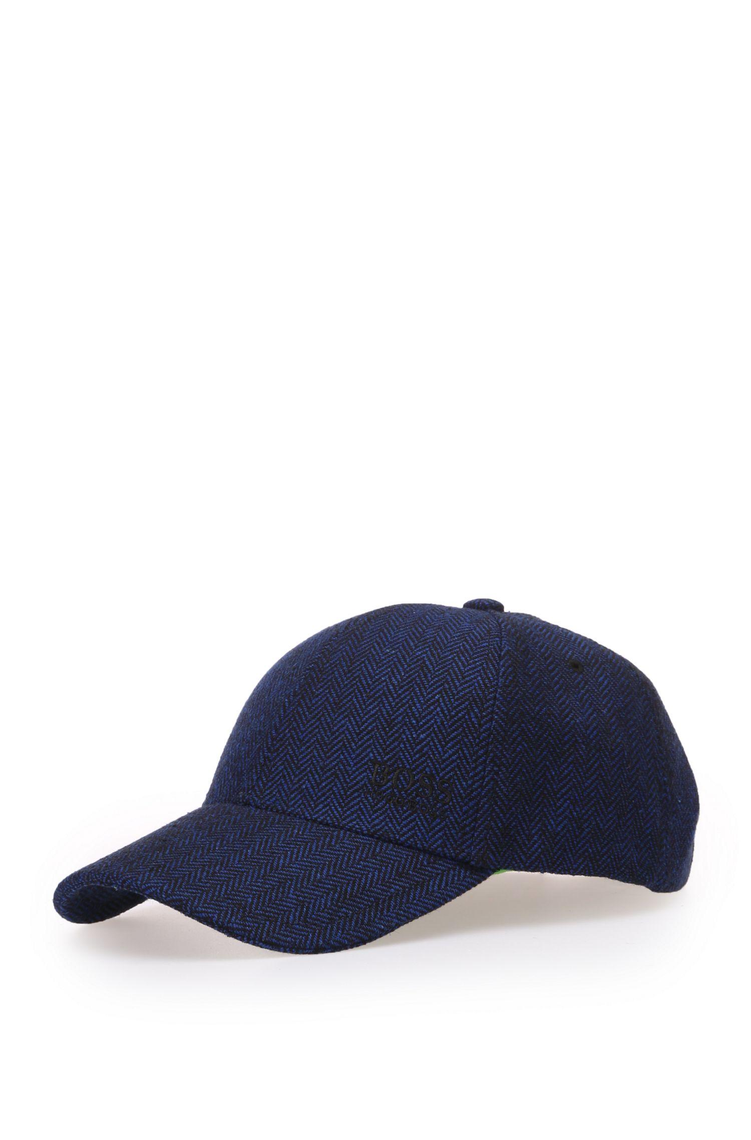 'Cap Herringbone' | Herringbone Baseball Cap