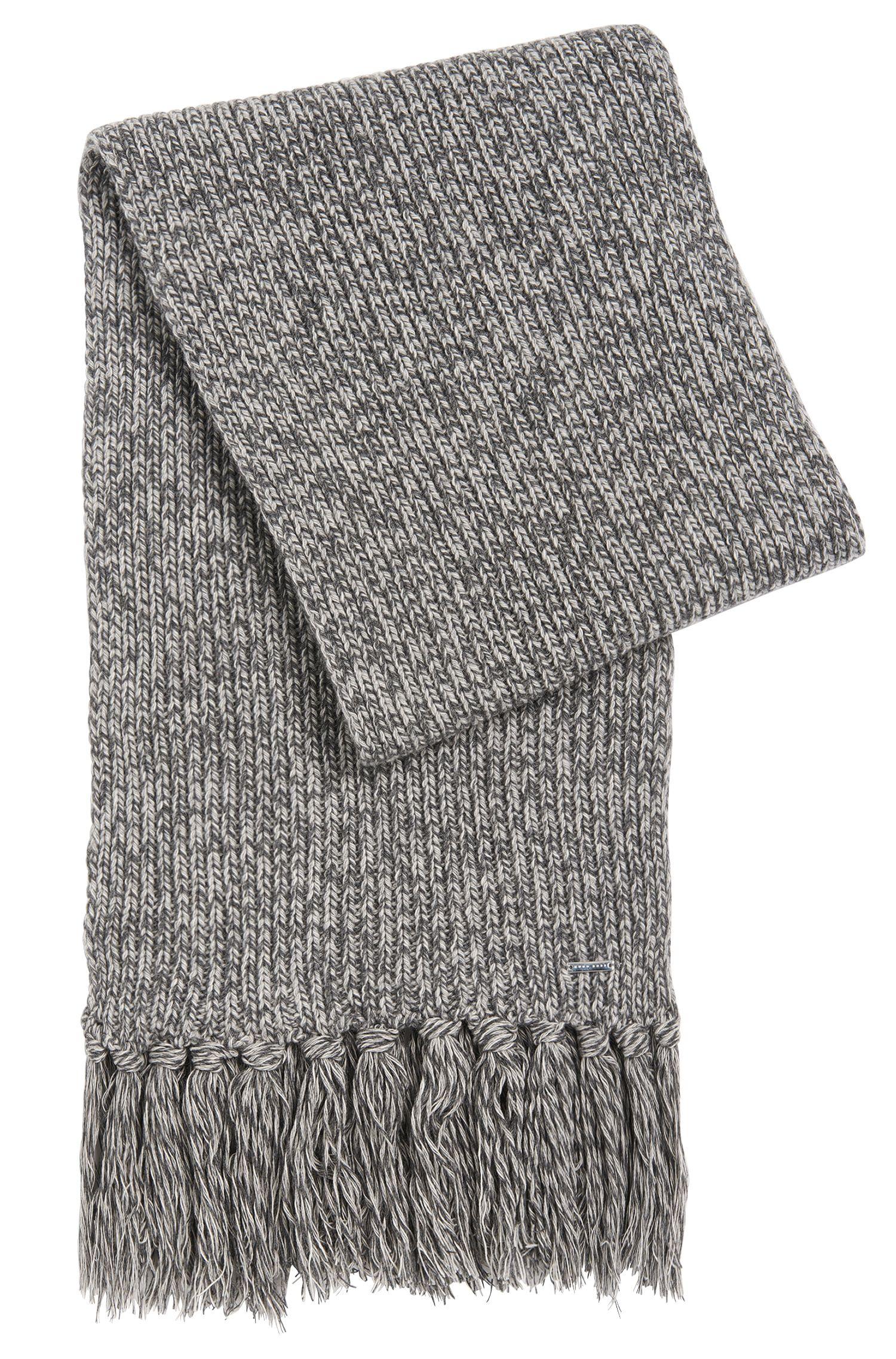 'T-Bassetto' | Italian Cashmere Wool Scarf
