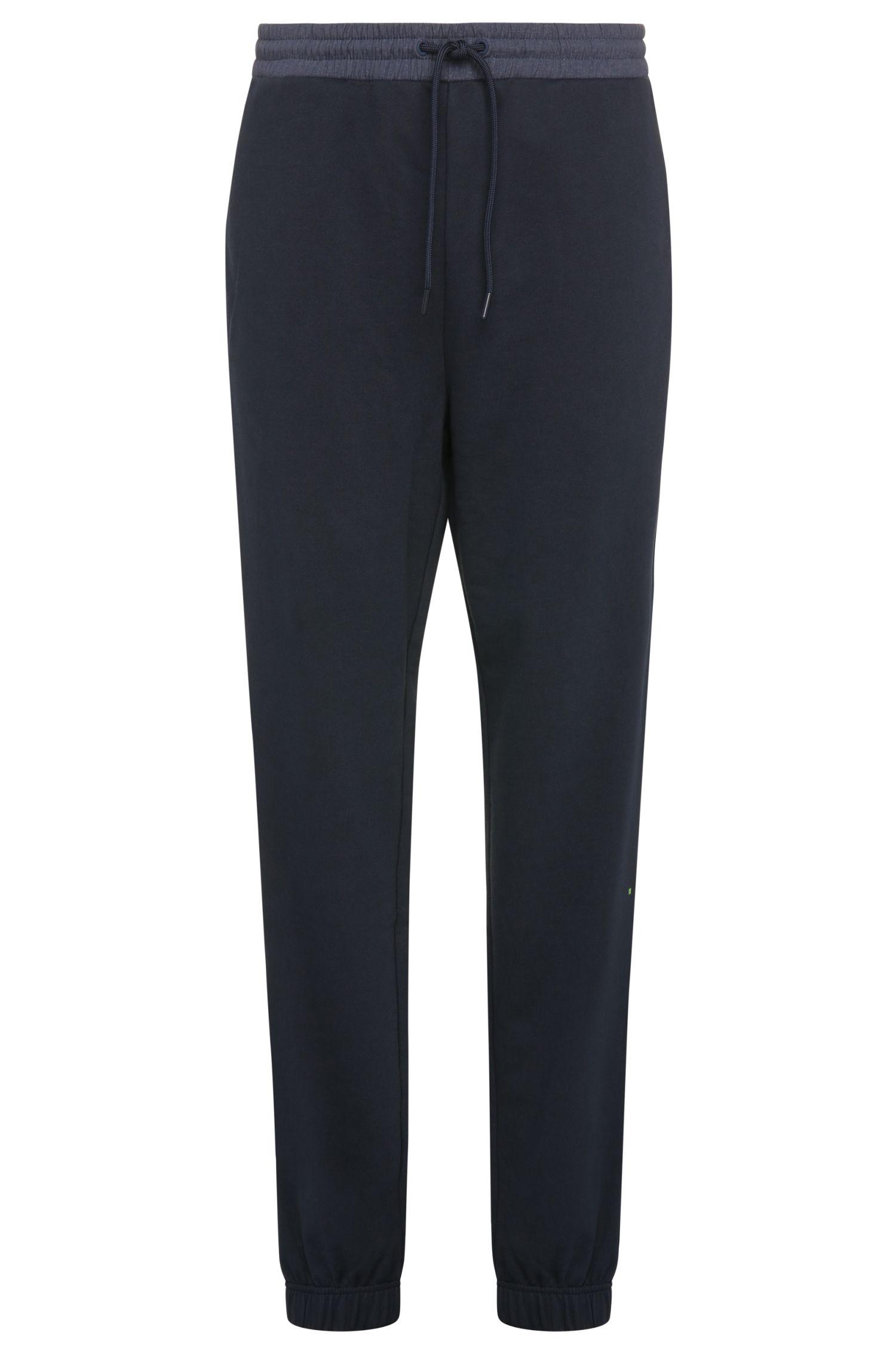 'Hivon' | Cotton Drawstring Track Pants