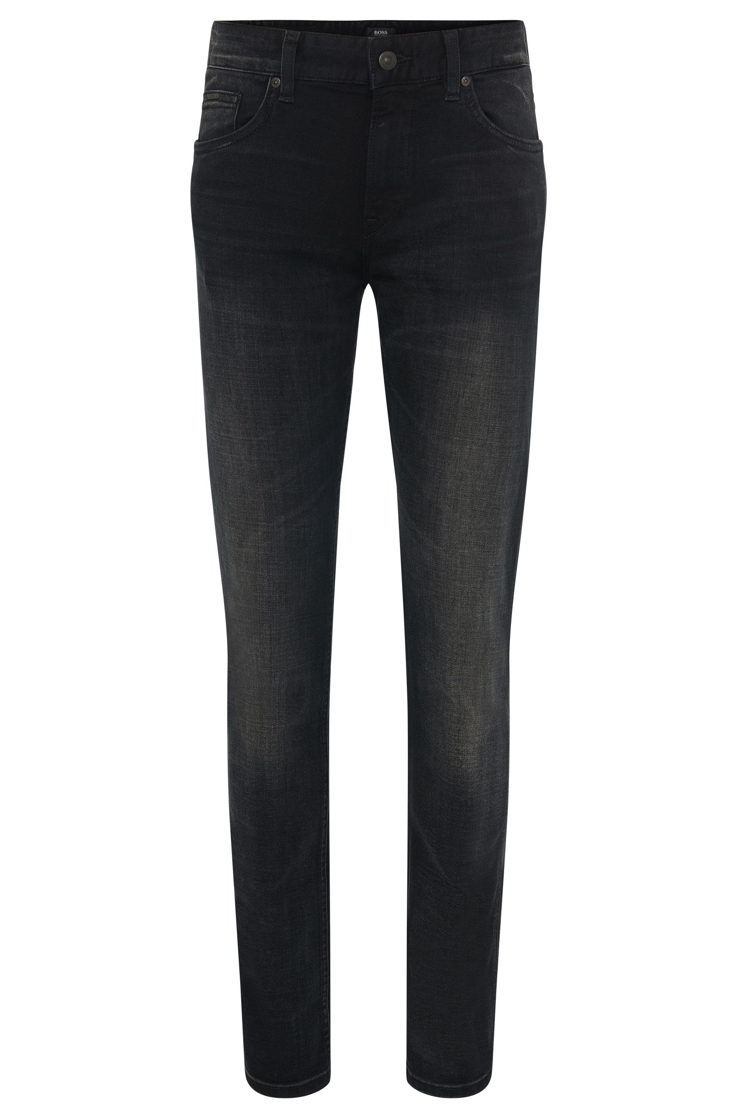 'Delaware' | Slim Fit, 10 oz Stretch Cotton Blend Jeans