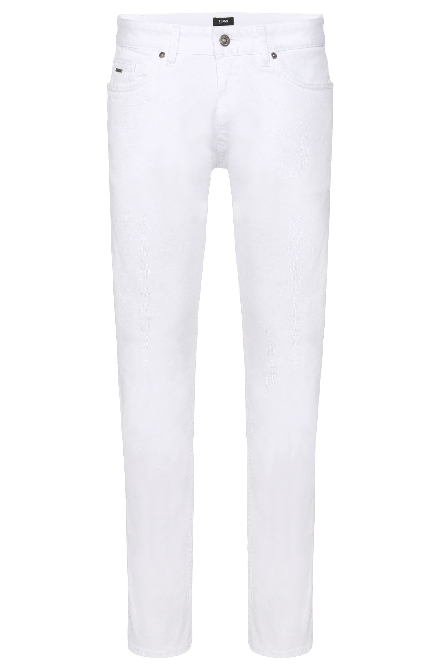 'Delaware' | Slim Fit, 10 oz Stretch Cotton Jeans