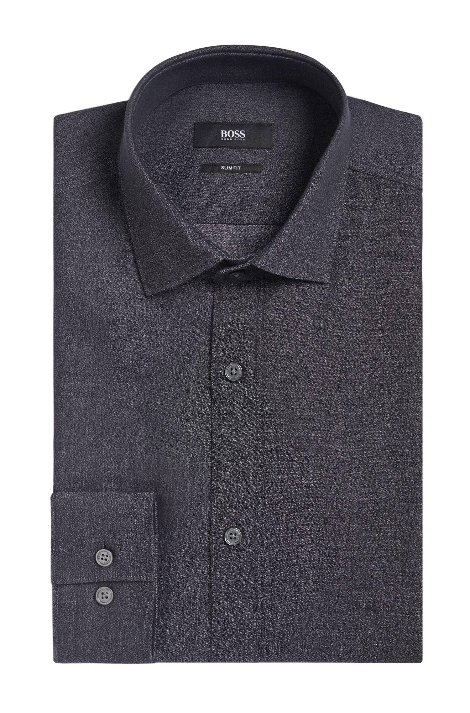 'Isaak'   Slim Fit, Cotton Dress Shirt