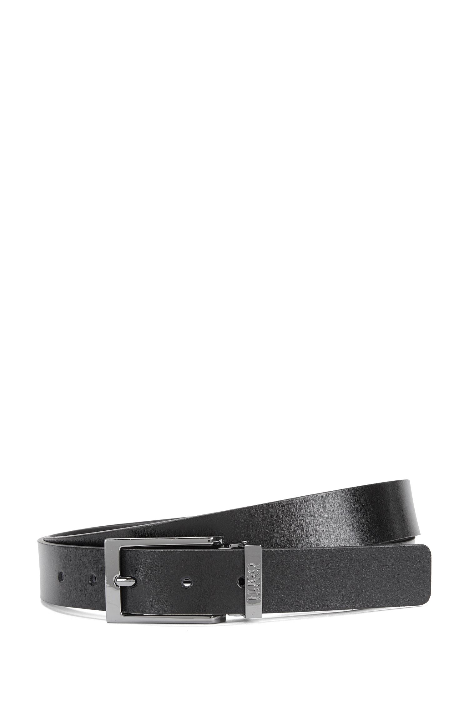 'Gastio Or30 Ps'   Leather Reversible Belt