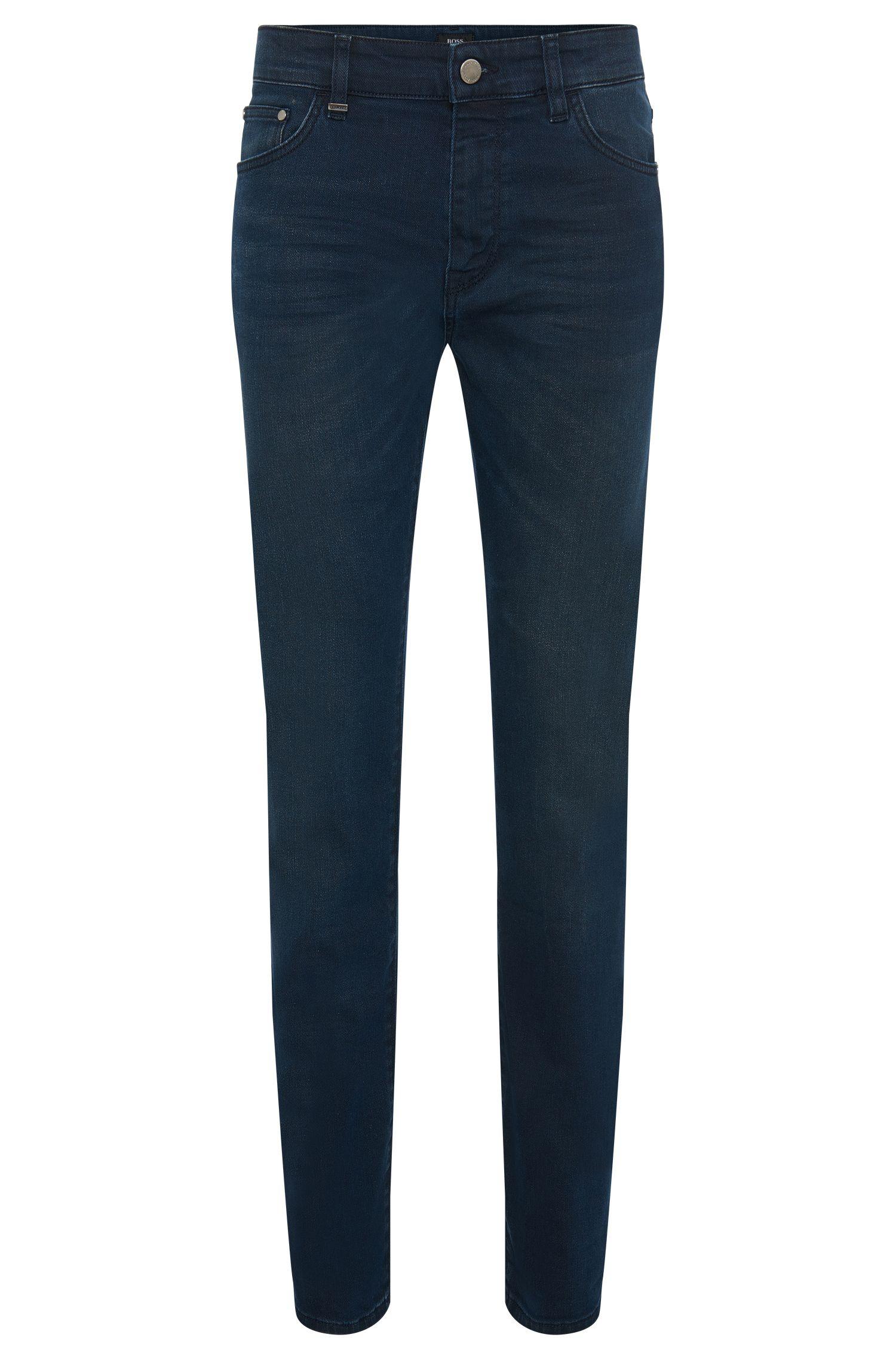 'Maine' | Regular Fit, 10 oz Stretch Cotton Blend Jeans