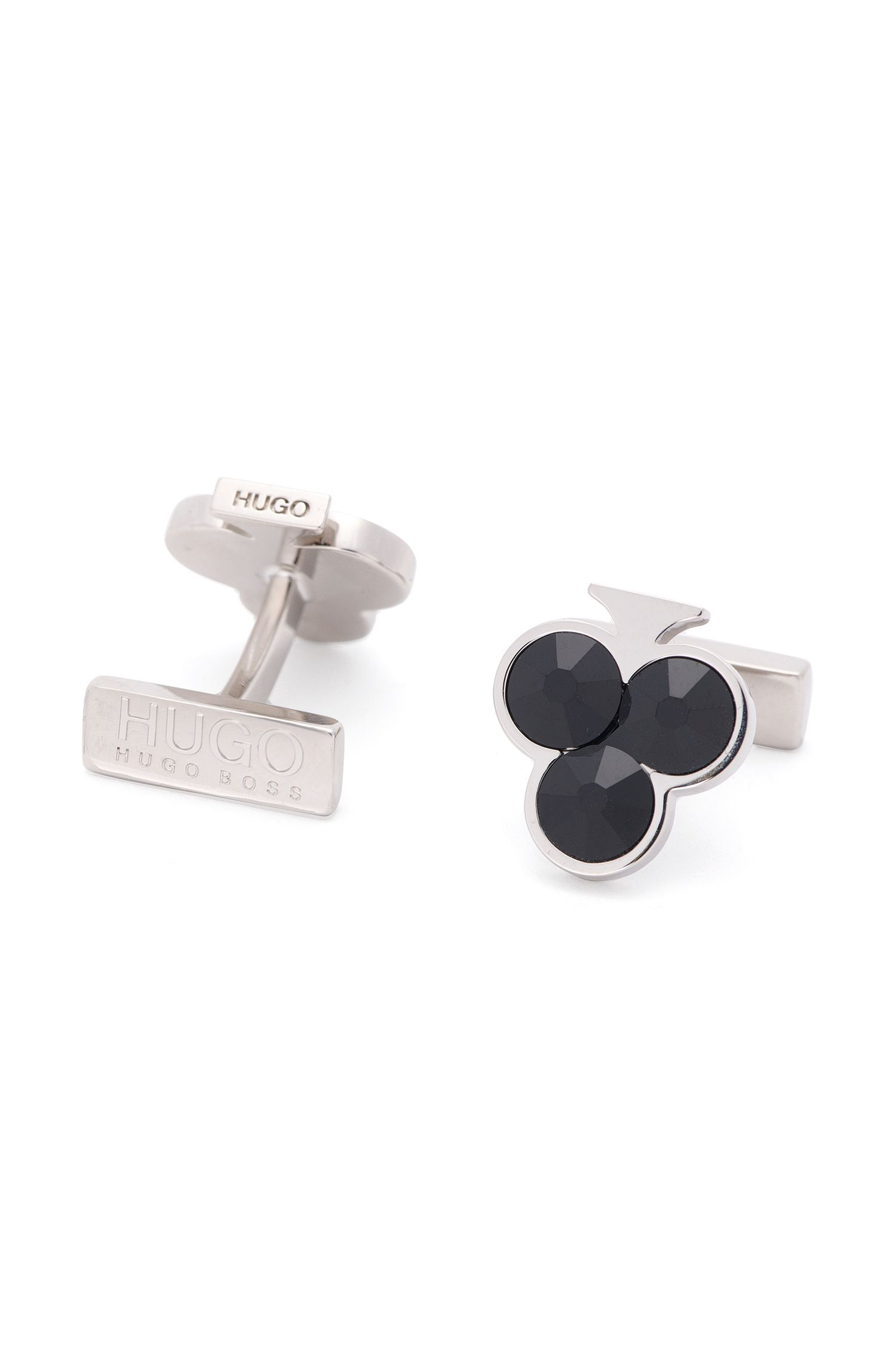 'E Clubs' | Brass Club Cufflinks
