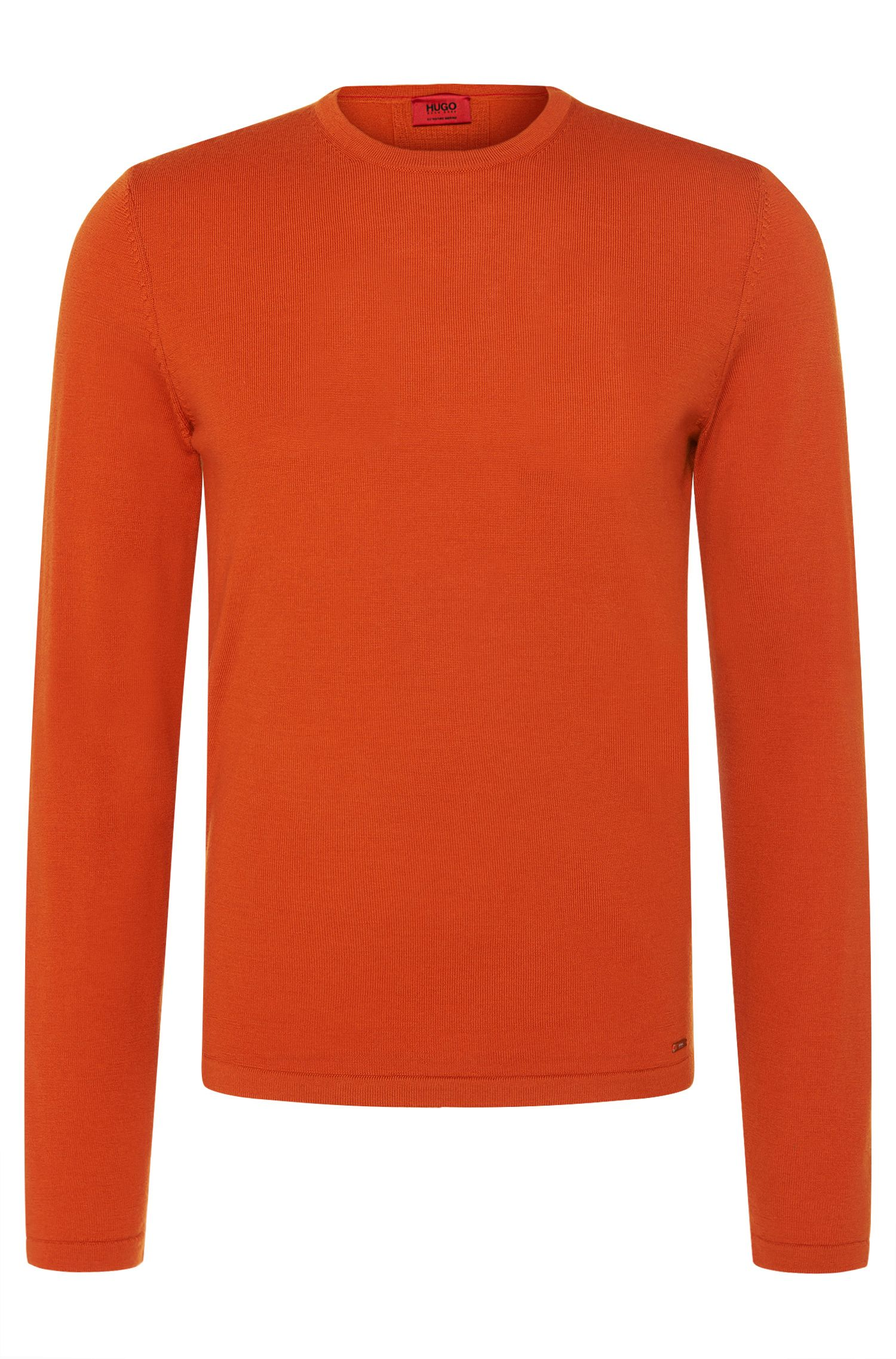 'San Paolo' | Merino Virgin Wool Sweater