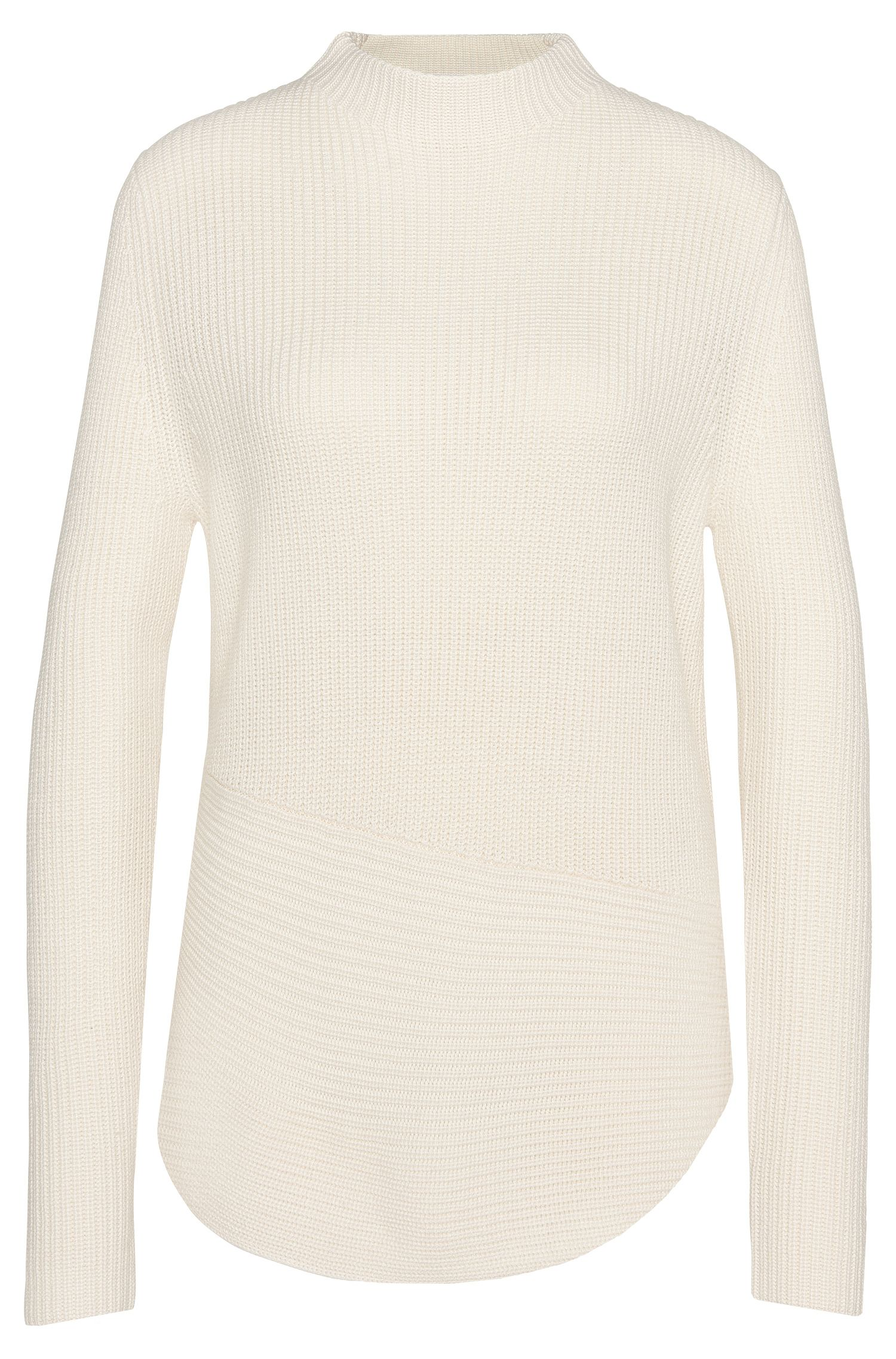 'Farile' | Virgin Wool Cashmere Blend Sweater