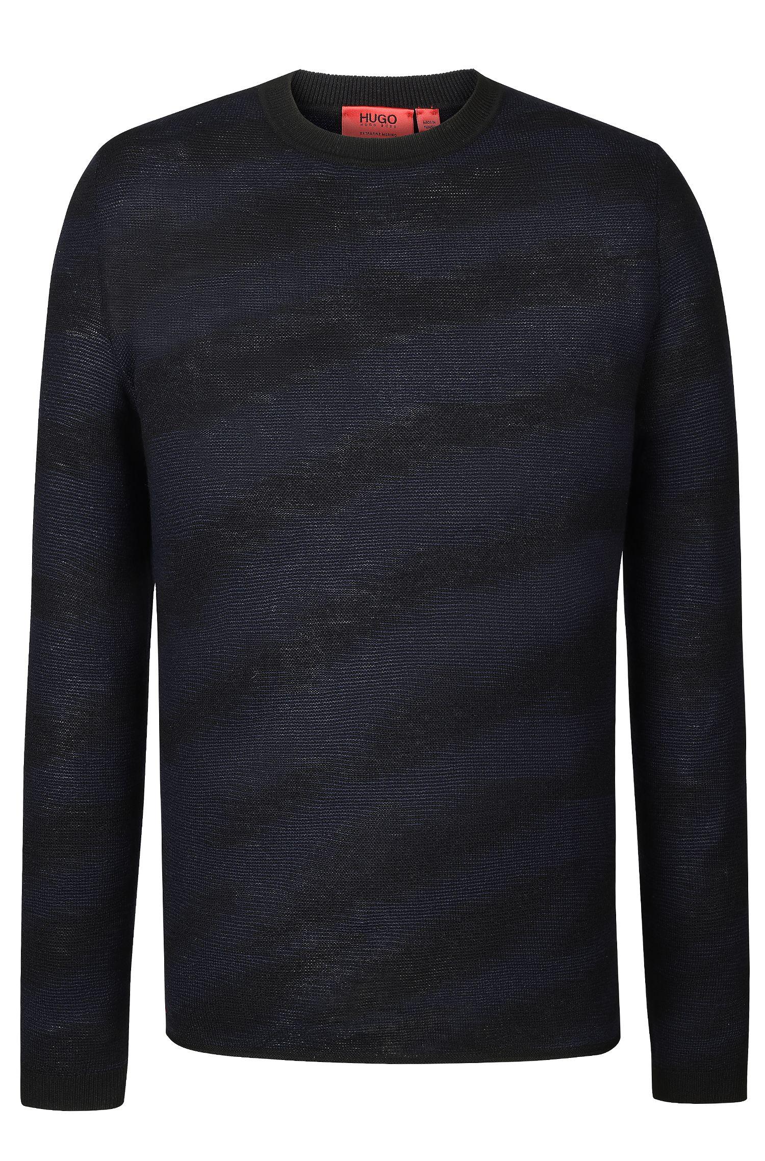 'Savo'   Merino Virgin Wool Sweater
