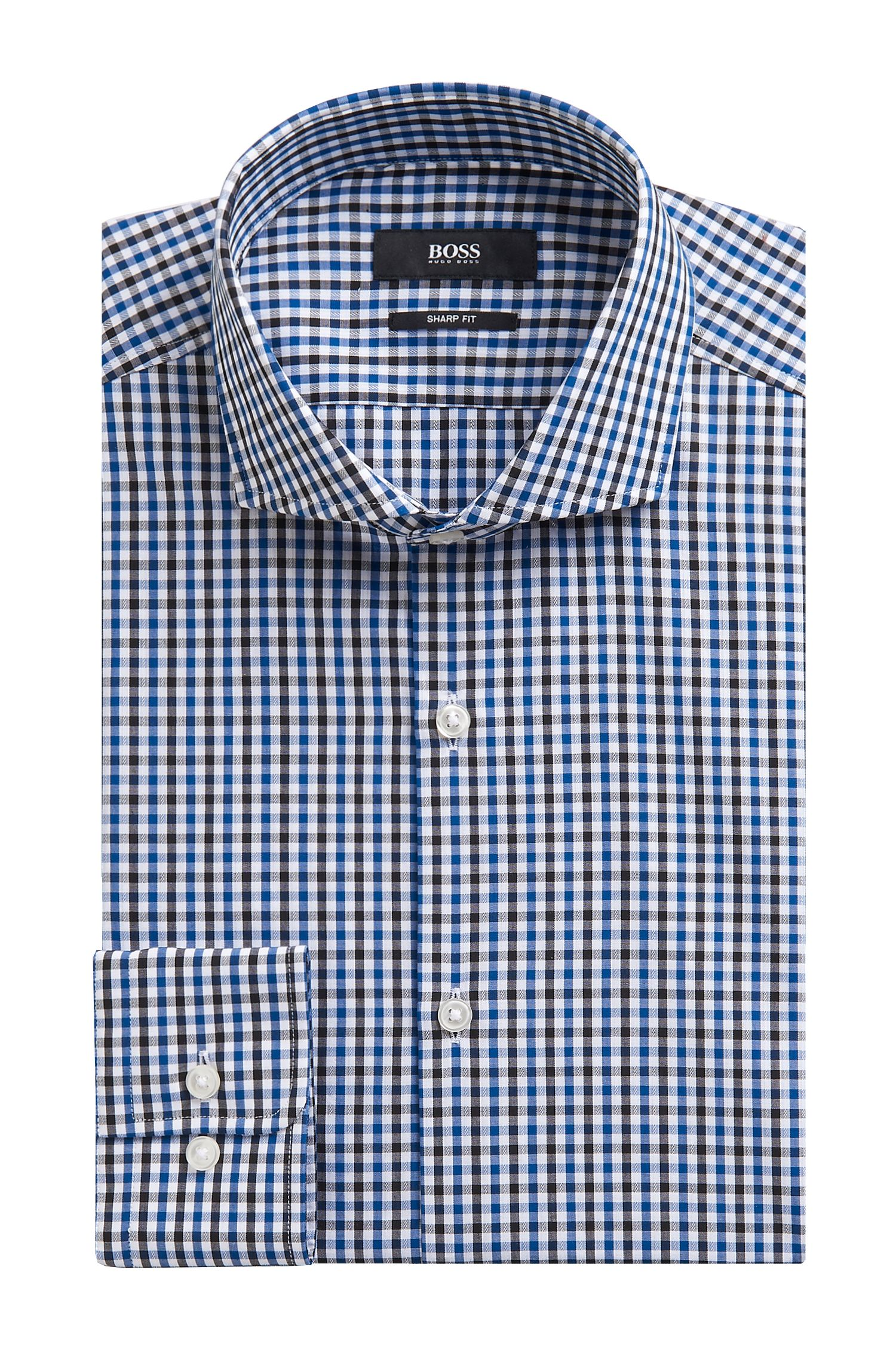 'Mark US' | Sharp Fit, Cotton Dress Shirt