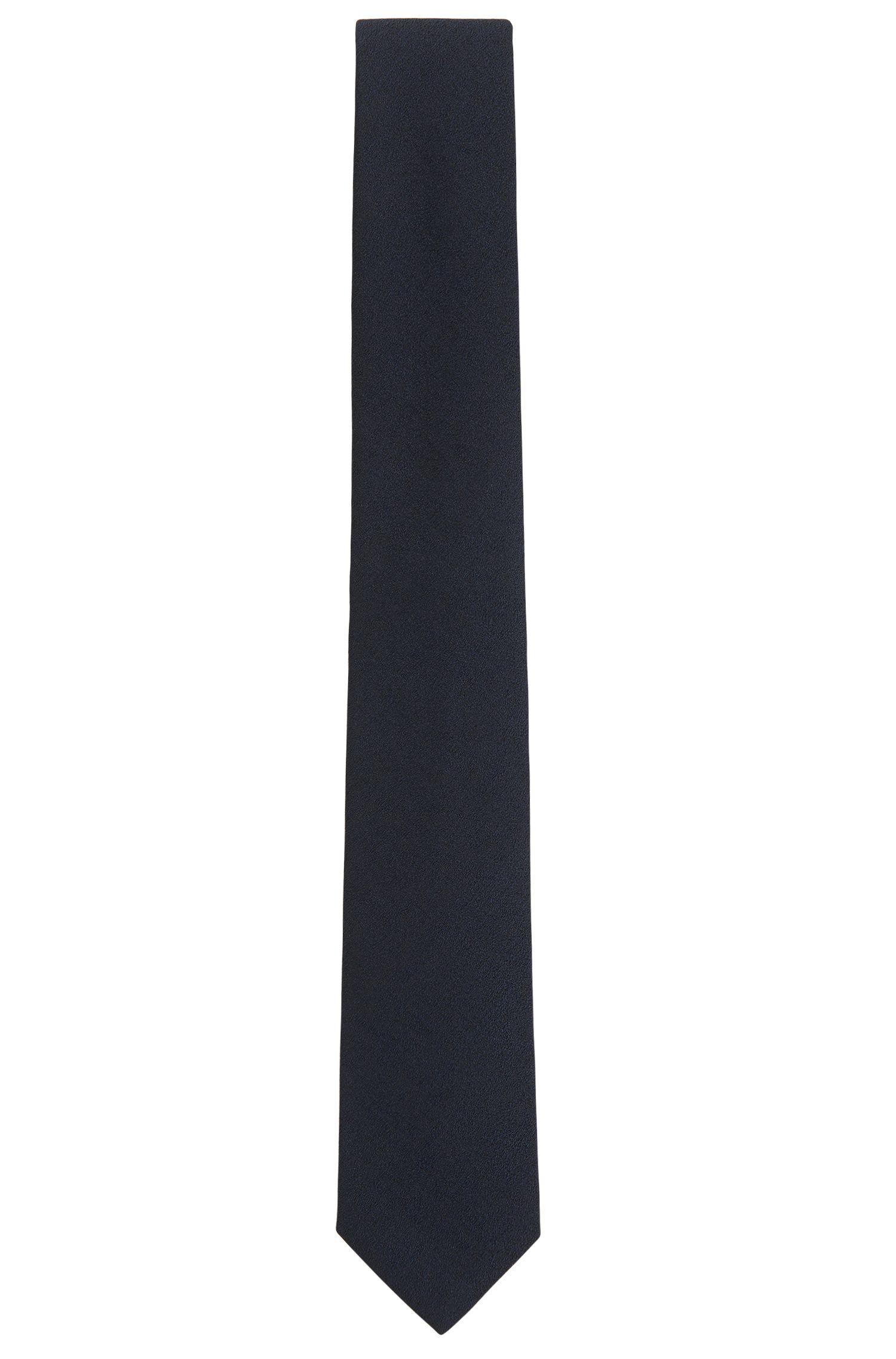'T-Tie 6 cm' | Slim, Italian Wool Silk Tie