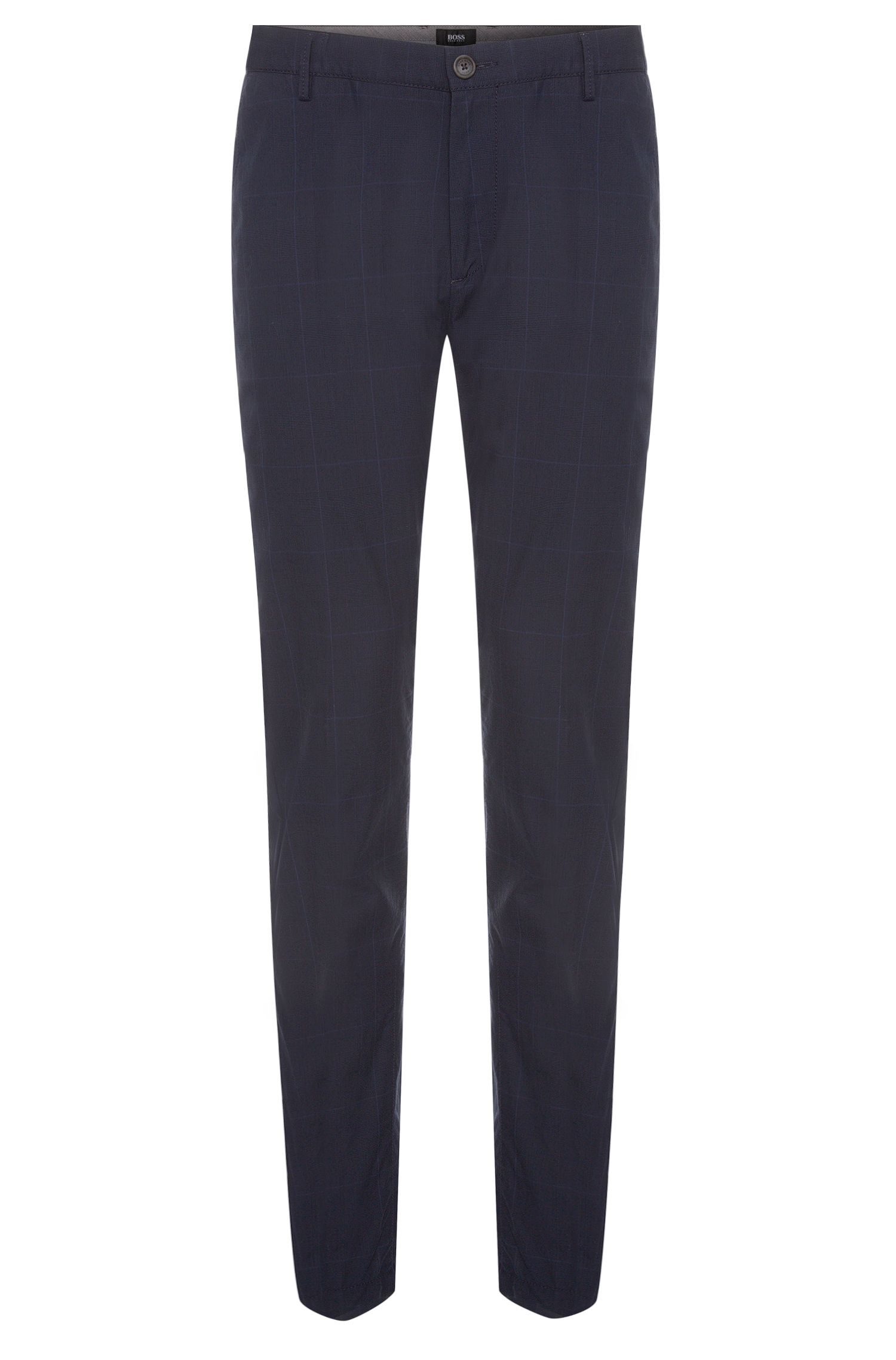 'Rice-W' | Slim Fit, Cotton Pants