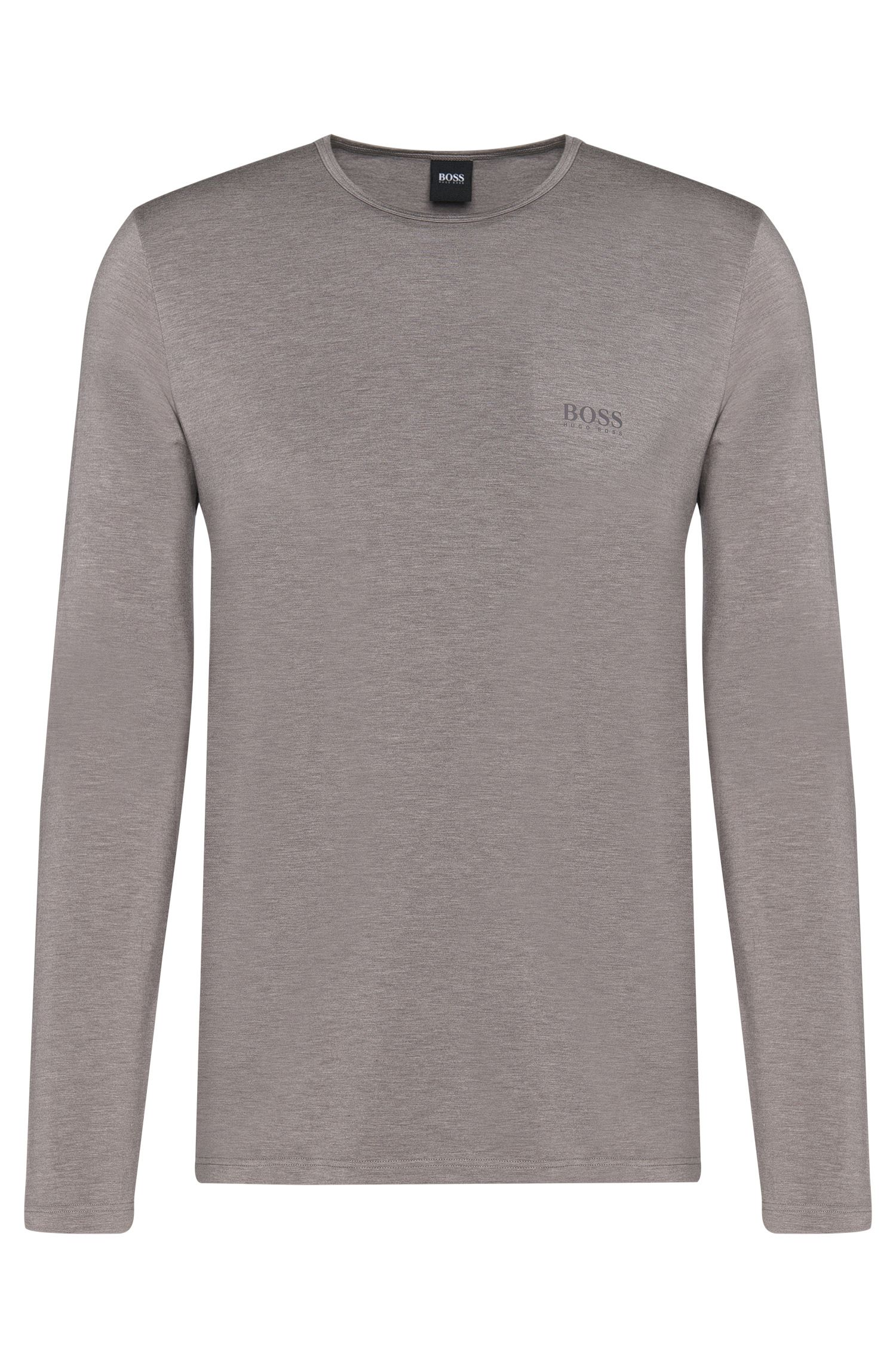 'LS Shirt RN Thermal'   Stretch Viscose Thermal Long Sleeve T-Shirt