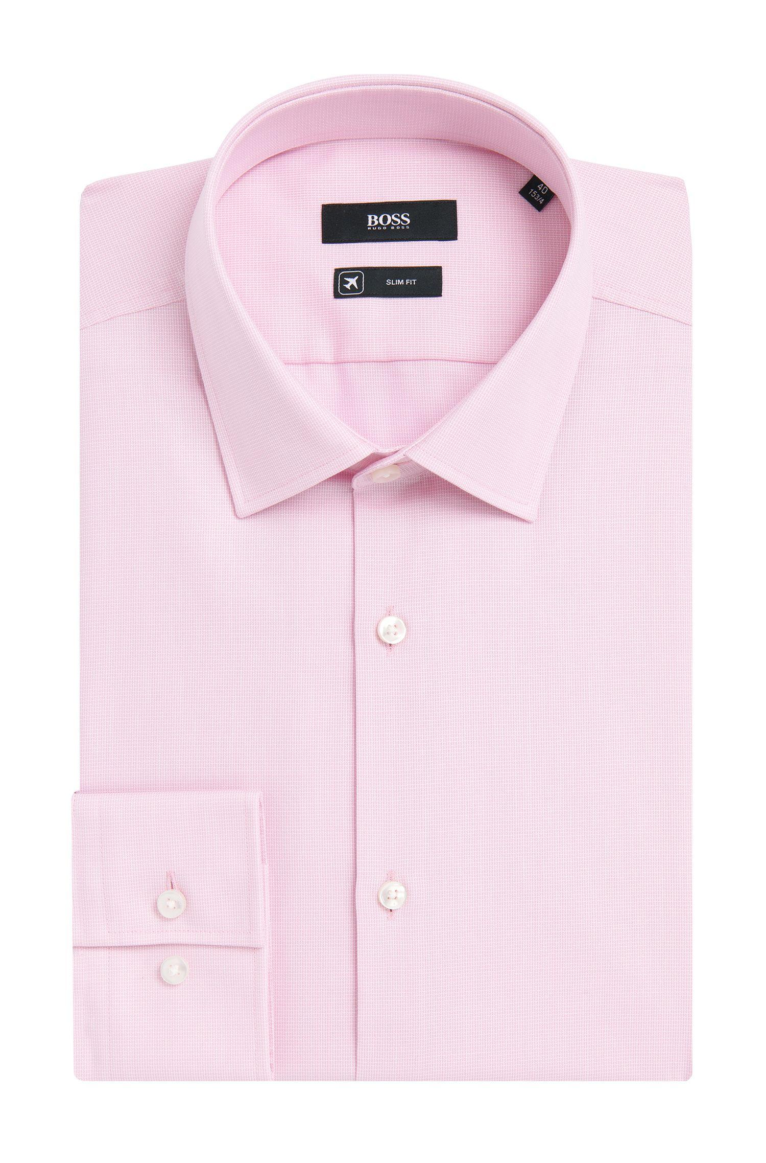 'Jenno'   Slim Fit, Fresh Active Traveler Dress Shirt