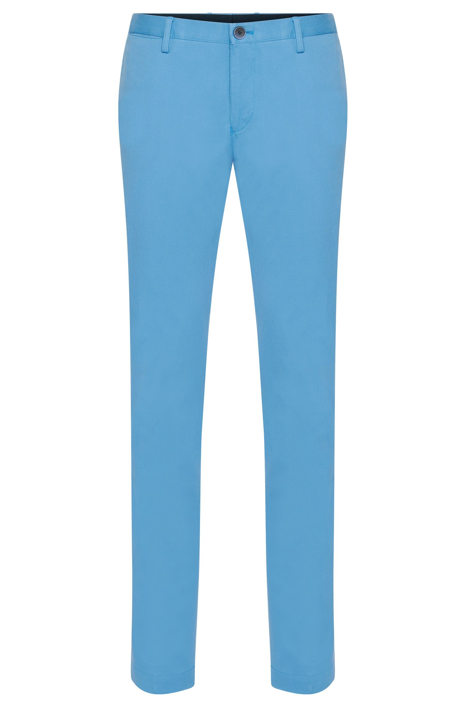 'Stanino W' | Slim Fit, Stretch Cotton Chino Pants