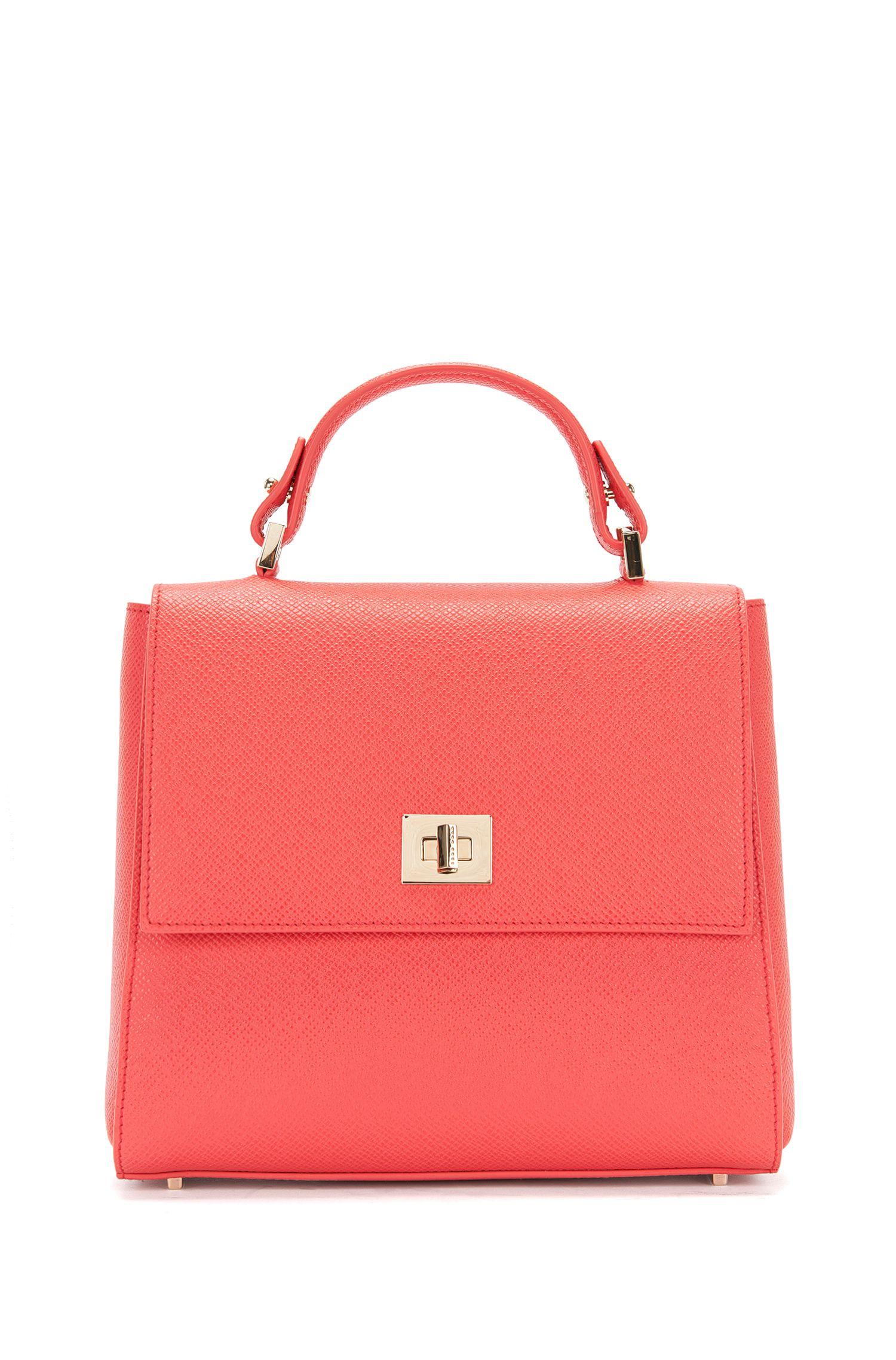 'Bespoke'   Calfskin Bag, Detachable Strap