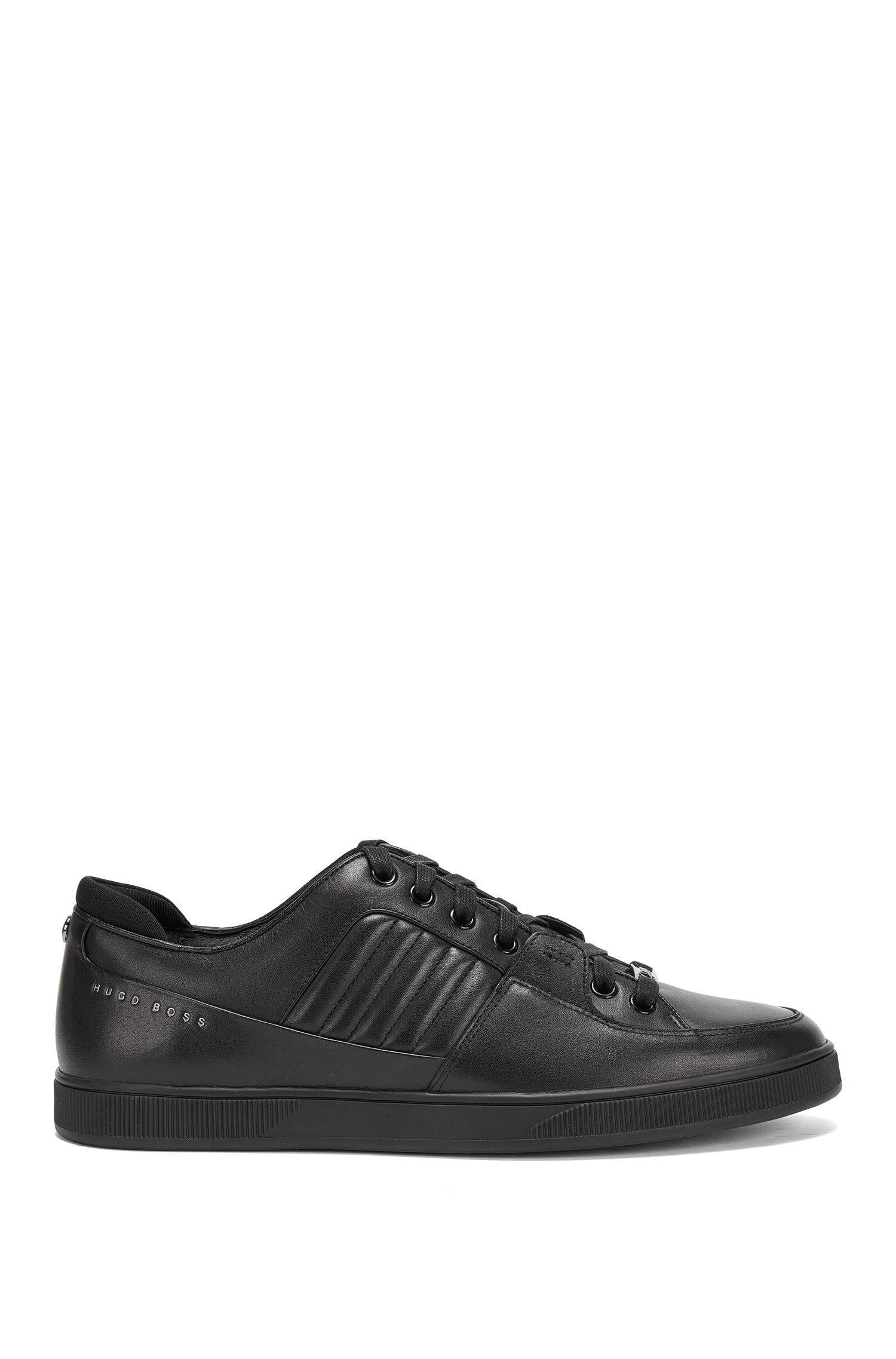 'Across Tenn Mxmb' | Mercedes-Benz Leather Sneakers