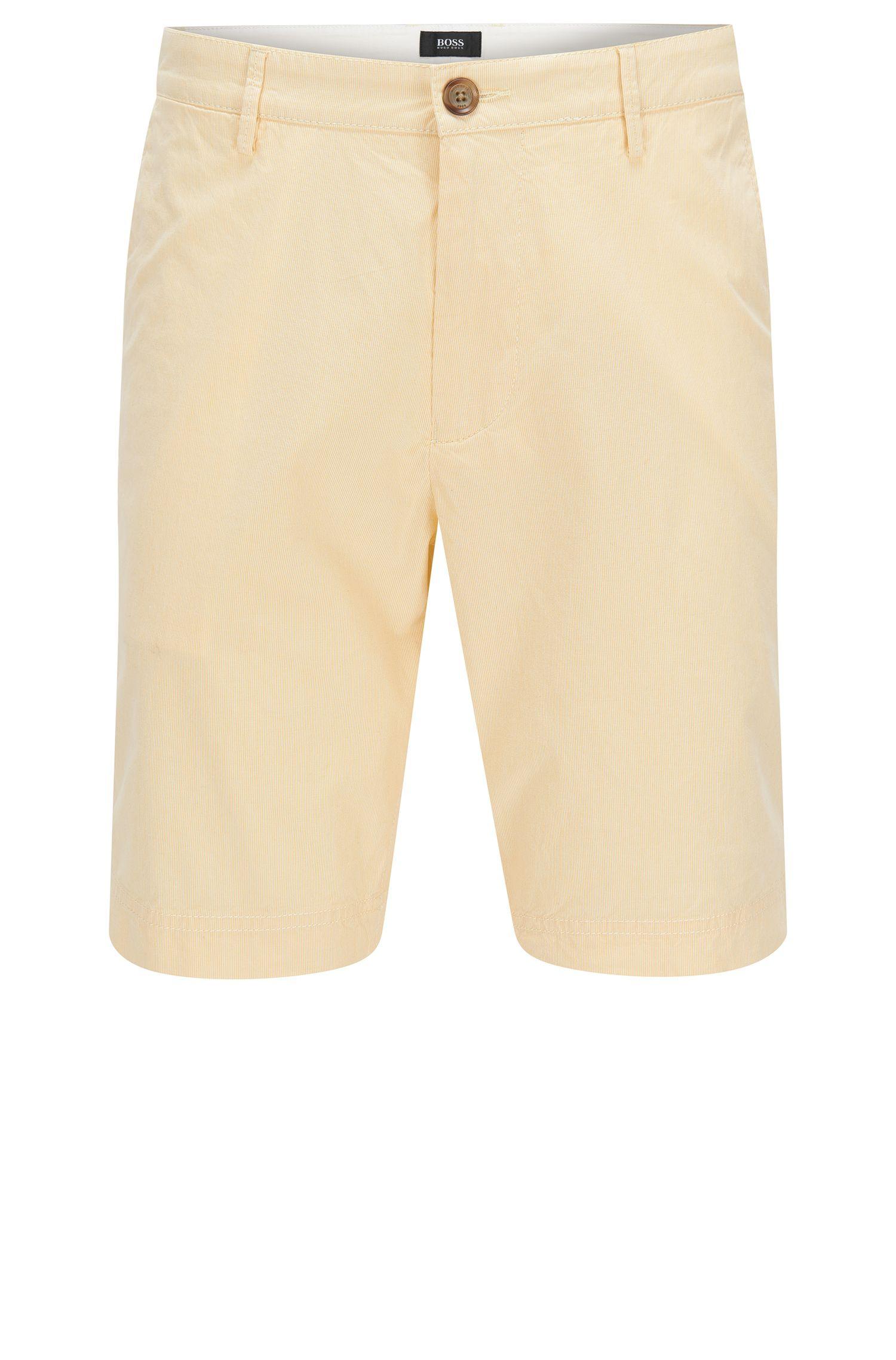 'Crigan Short W' | Stretch Cotton Shorts