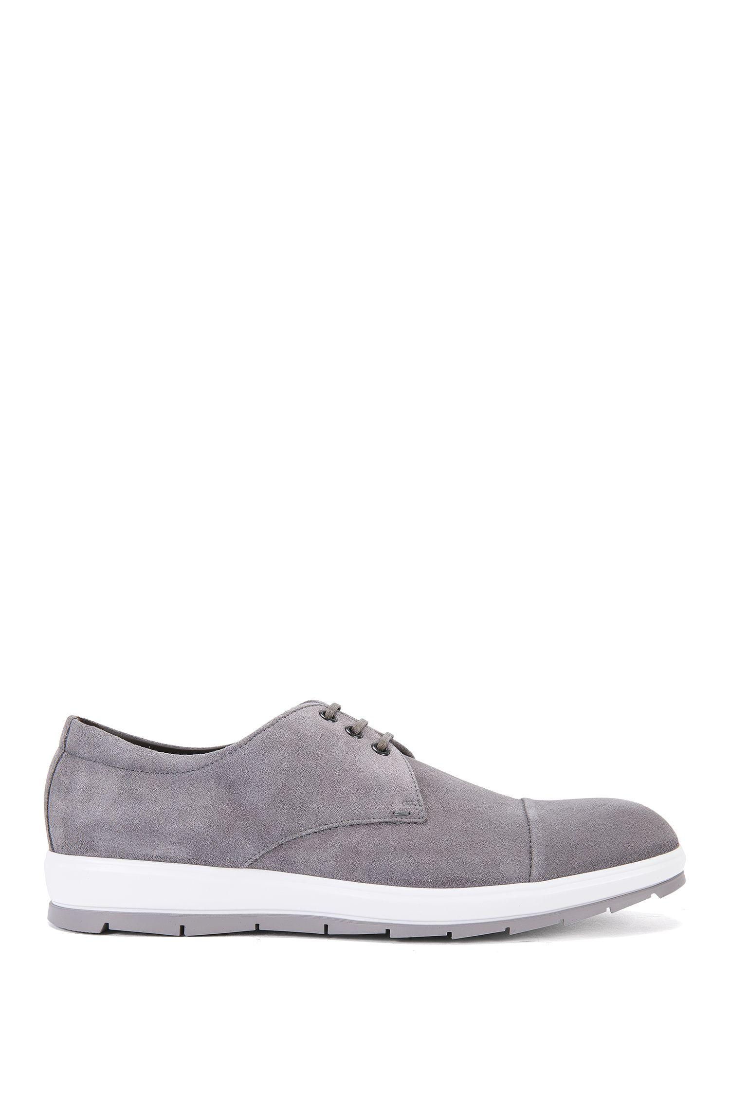 'Icon Derb Sdct' | Italian Calfskin Derby Shoes