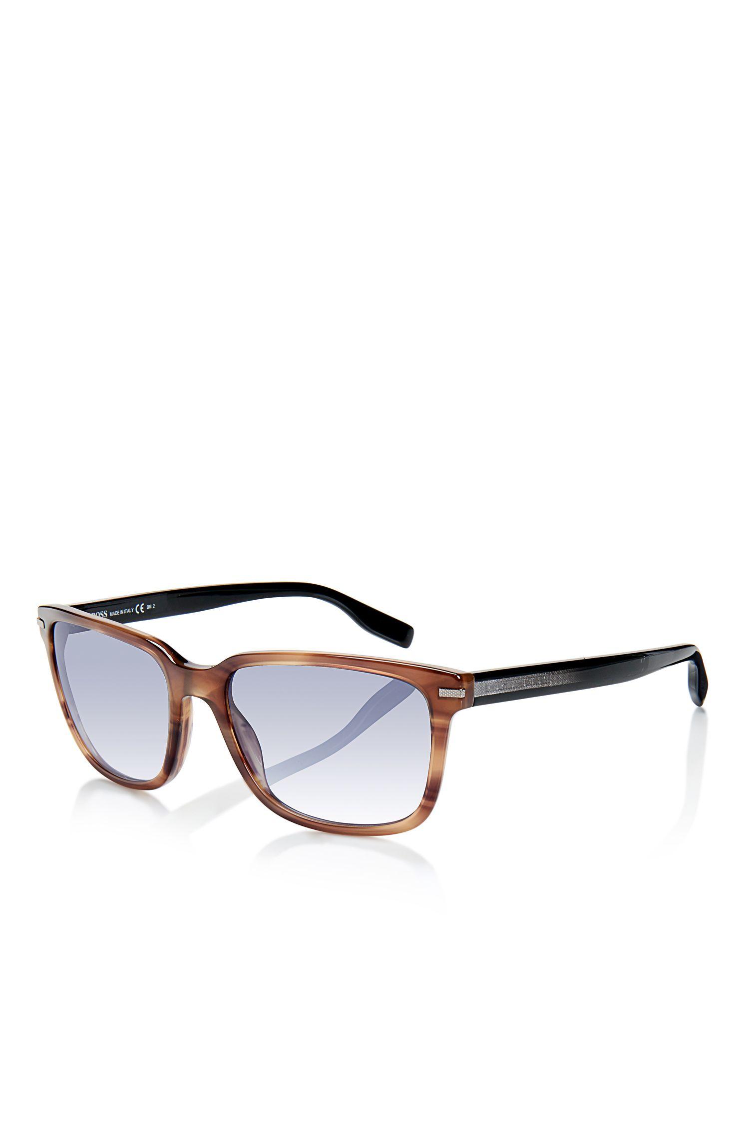 'Sunglasses' | Grey Gradient Lens Sunglasses