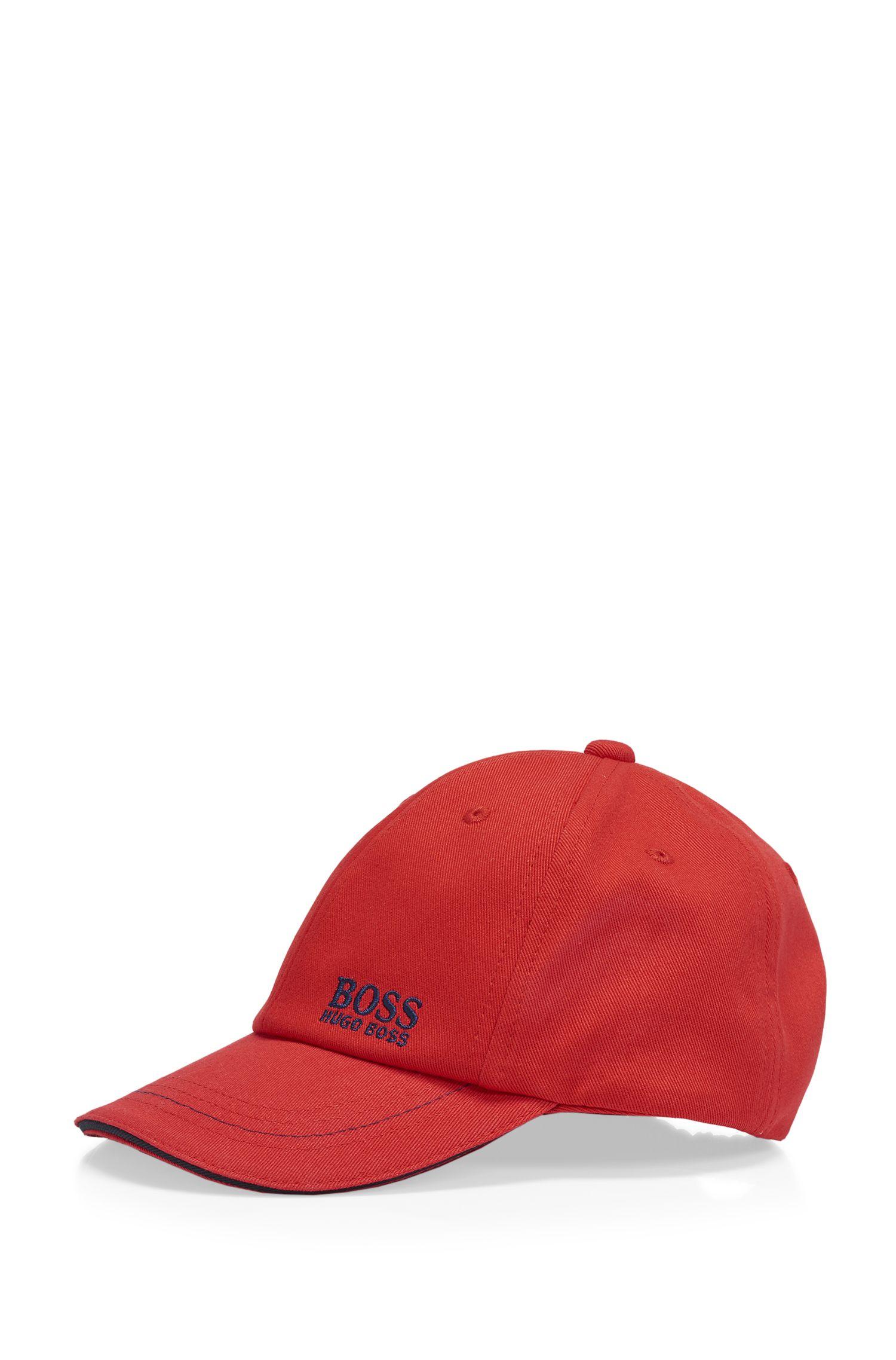 'J01074'   Toddler Cotton Twill Baseball Cap