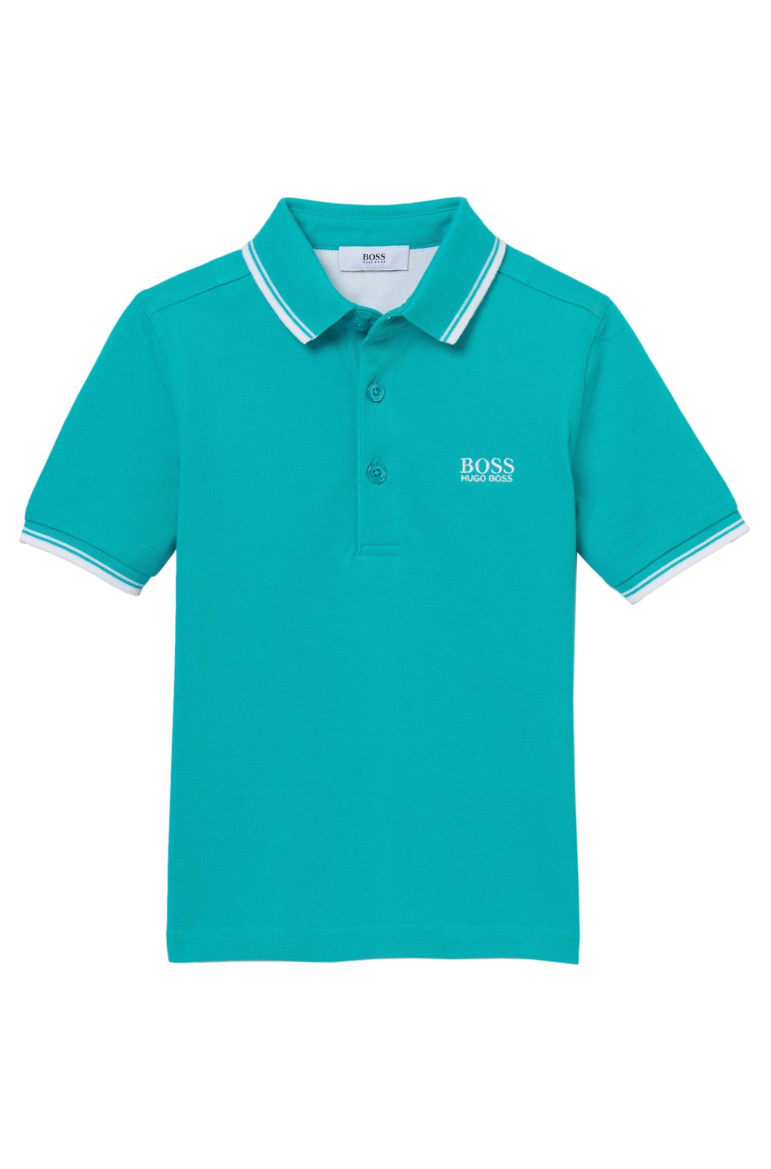 'J05440'   Toddler Pique Polo