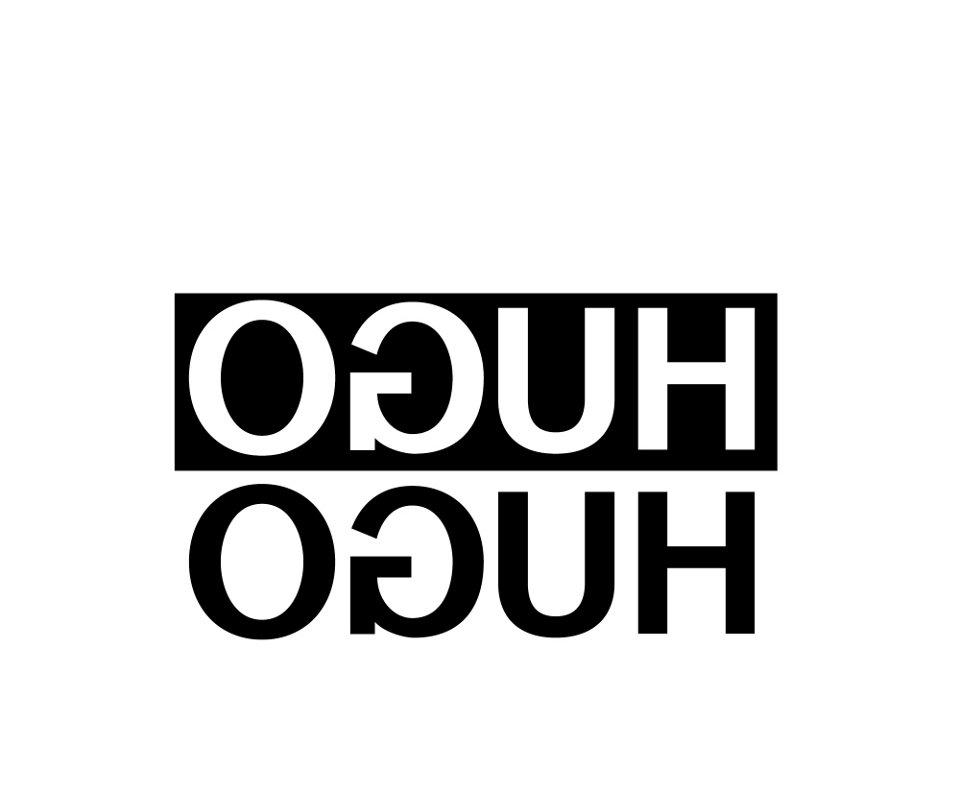 HUGO reverse Logo