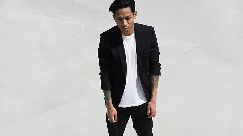 hugo boss black crew neck t shirt | Ima Kadima