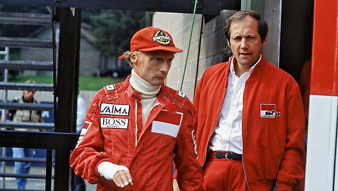 """尼克·劳达 F1车坛的""""超能鼠"""" - eMAG HUGO BOSS"""