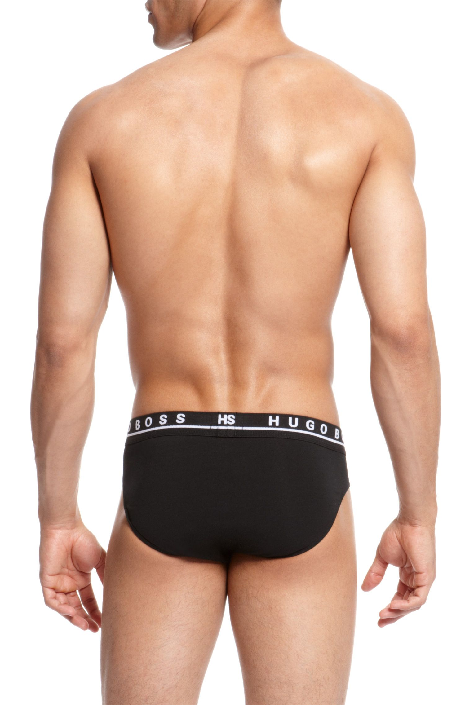 'Mini 3P BM' | Stretch Cotton Brief, 3-Pack