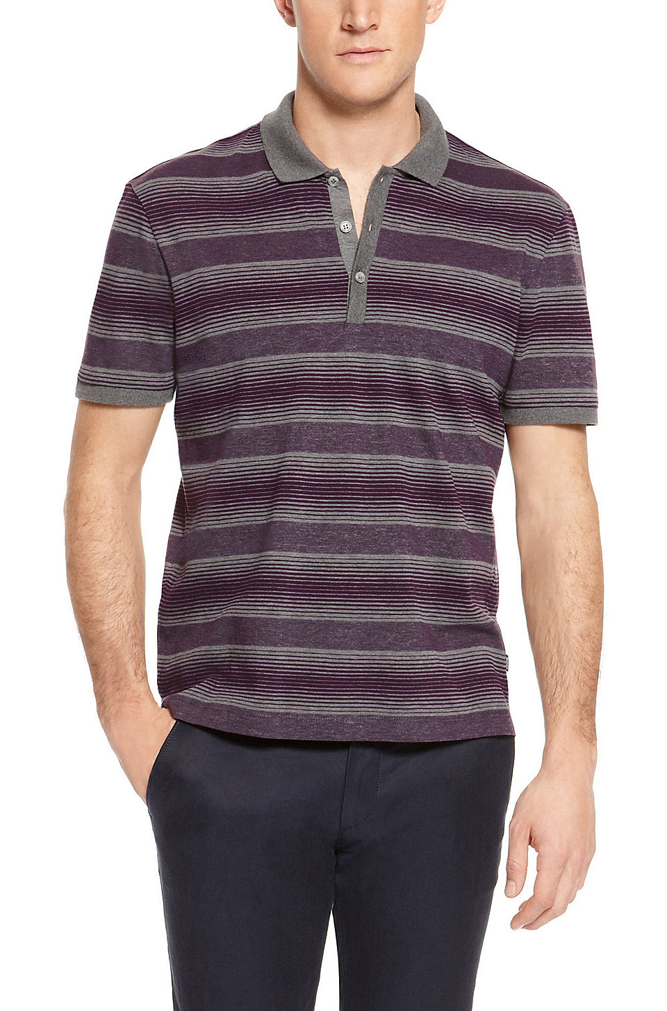 ed9bb147e Hugo Boss Firenze Polo Shirt | Kuenzi Turf & Nursery