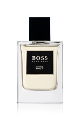 'BOSS The Collection' | 1.7 fl. oz. (50 mL) Wool & Musk Eau de Toilette, Assorted-Pre-Pack