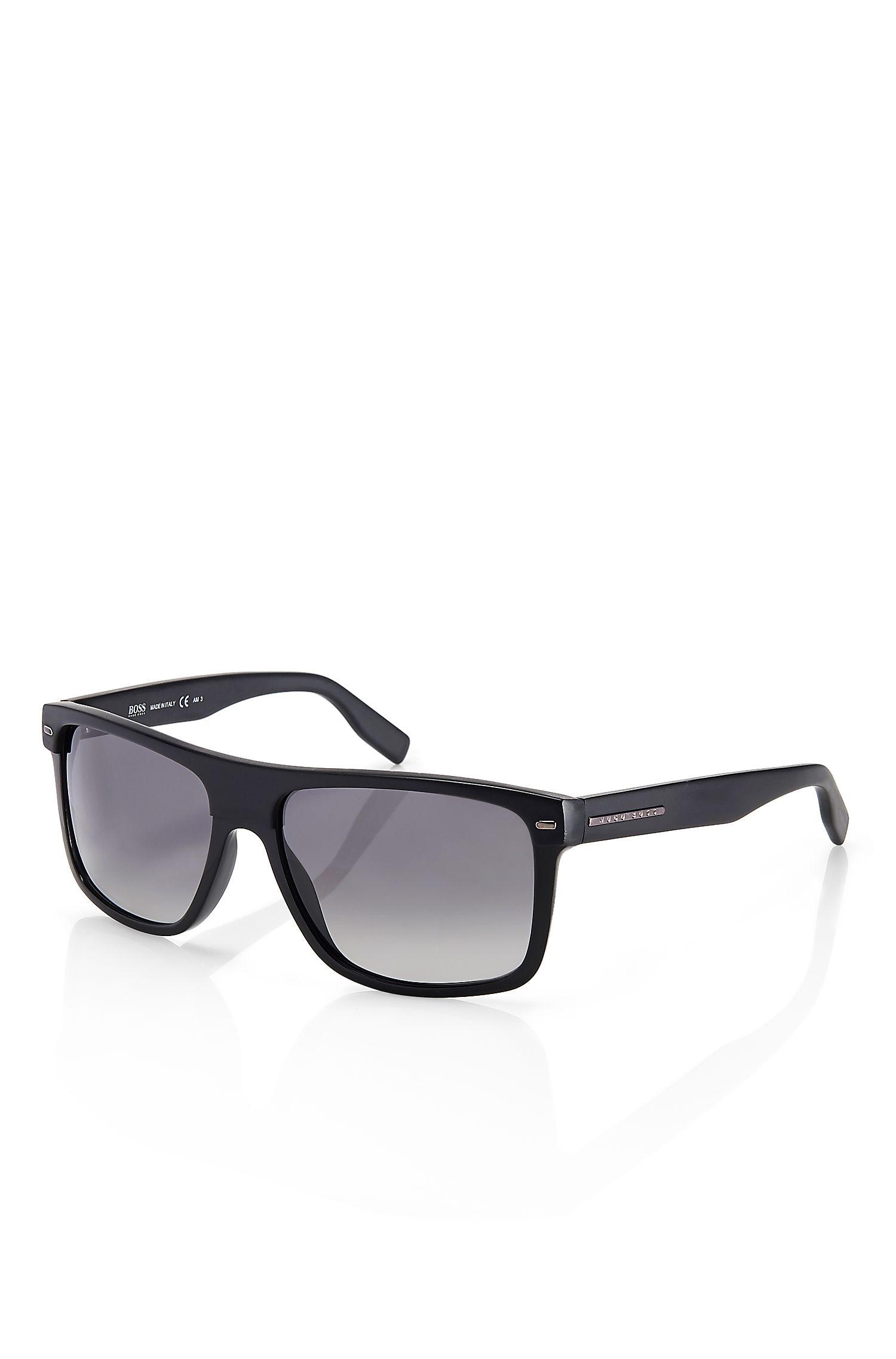 'Sunglasses' | Plastic Flat Top Frame Sunglasses