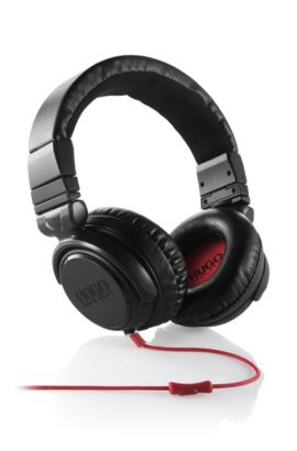 'Hi-Fi Headphones' | HUGO Anniversary Headphones, Black