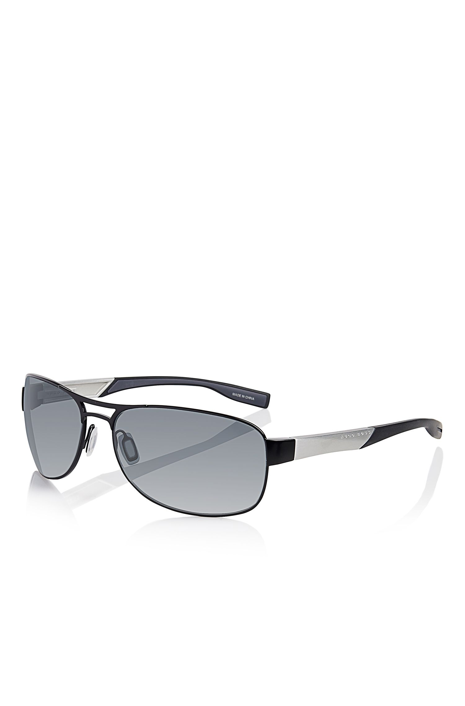 'Sunglasses' | Black Sporty Polarized Sunglasses