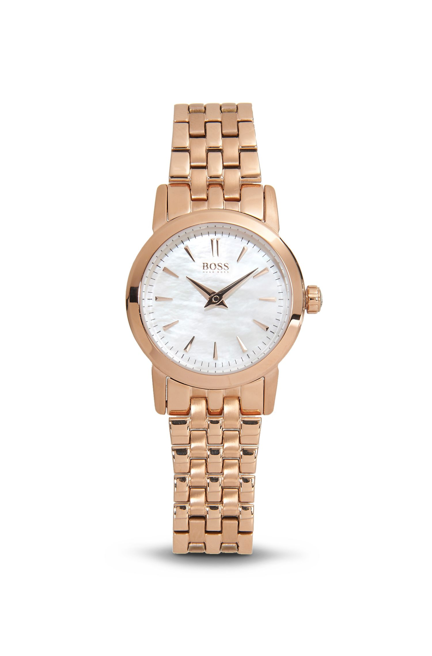 '1502362' | Rose Gold-Plated Stainless Steel Watch