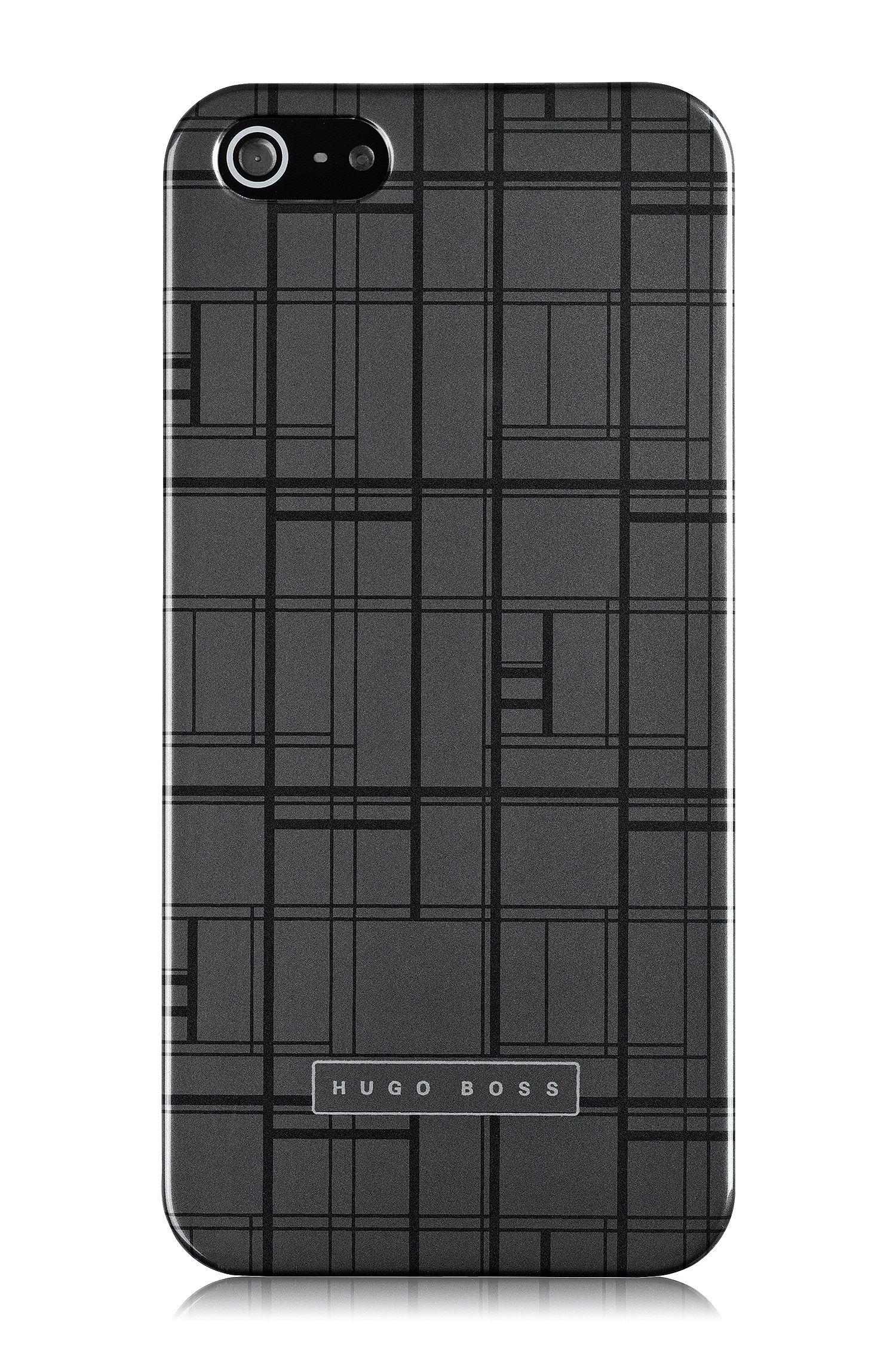 'Catwalk IP5 Grey' | Scratch Resistant iPhone 5 Case , Dark Grey