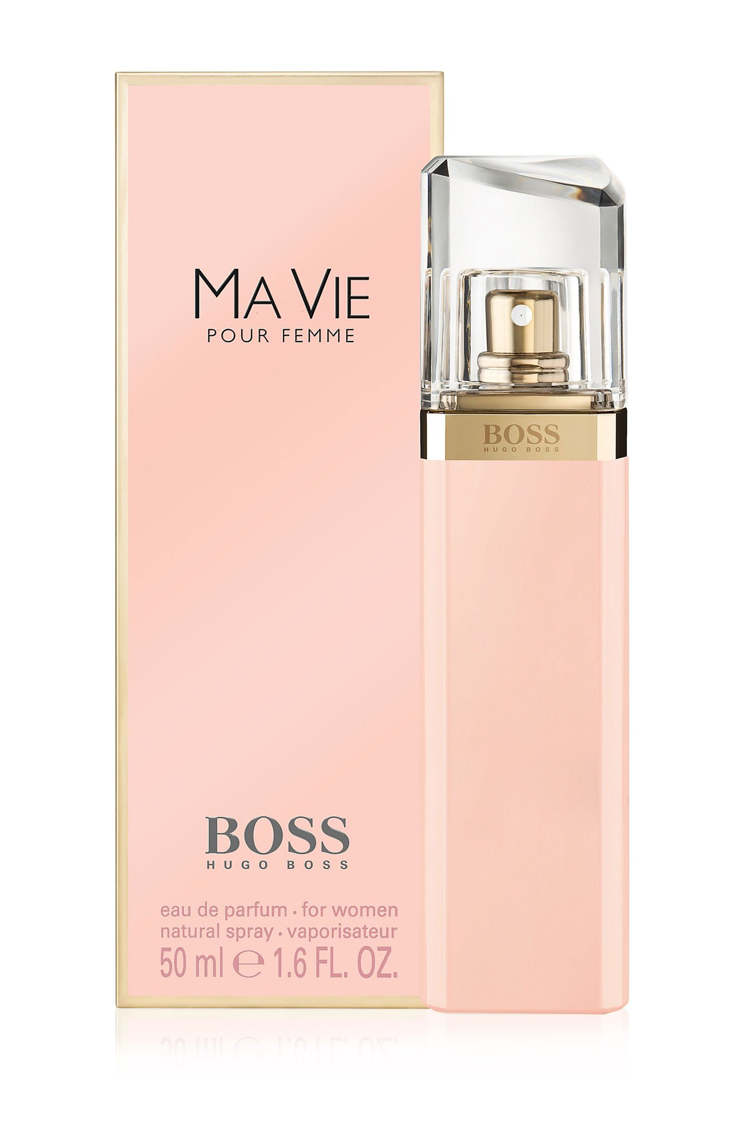 1.7 oz (50 mL) Eau de Parfum   BOSS Ma Vie, Assorted-Pre-Pack
